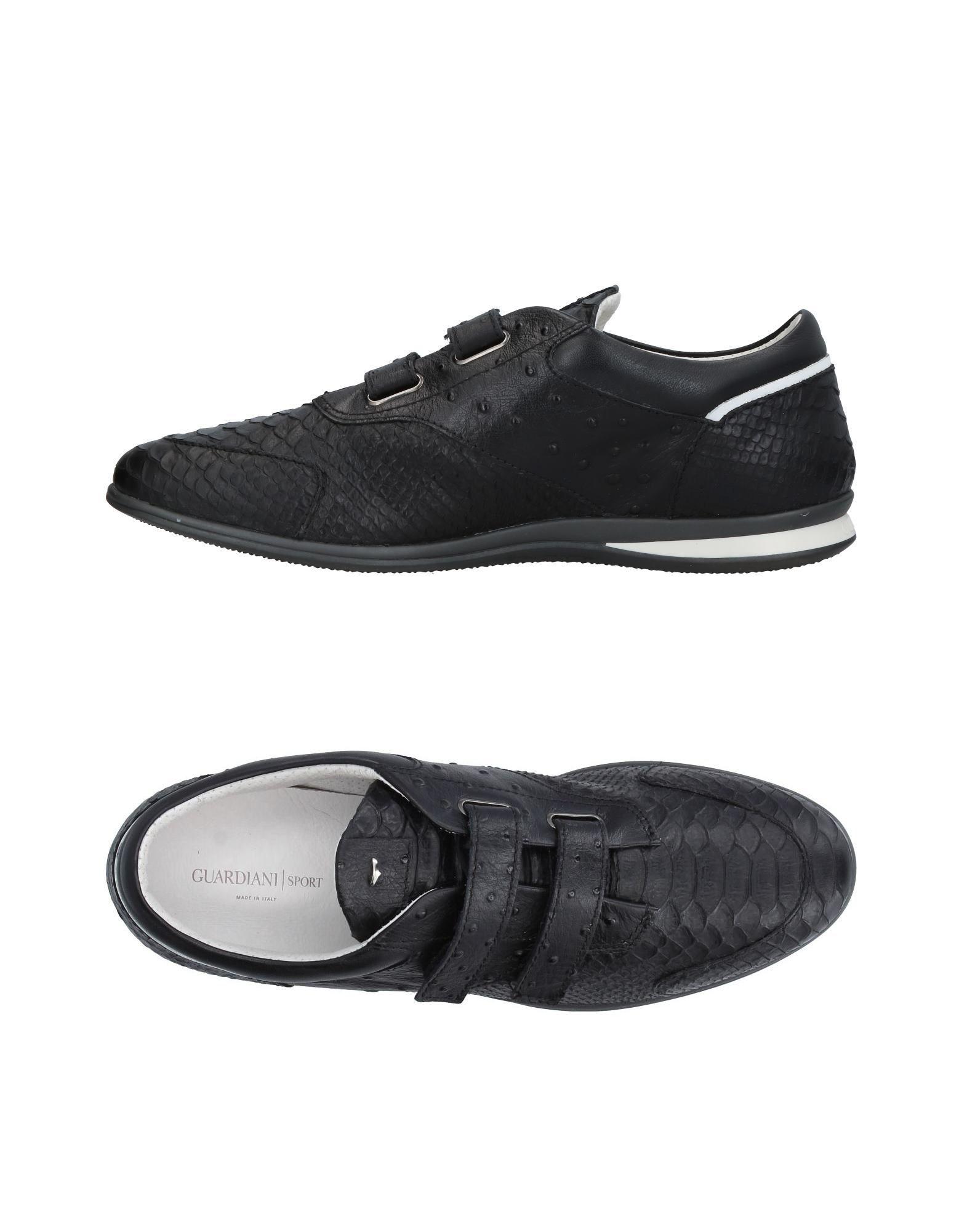 Rabatt echte Schuhe Alberto Guardiani Sneakers Herren  11370969AC
