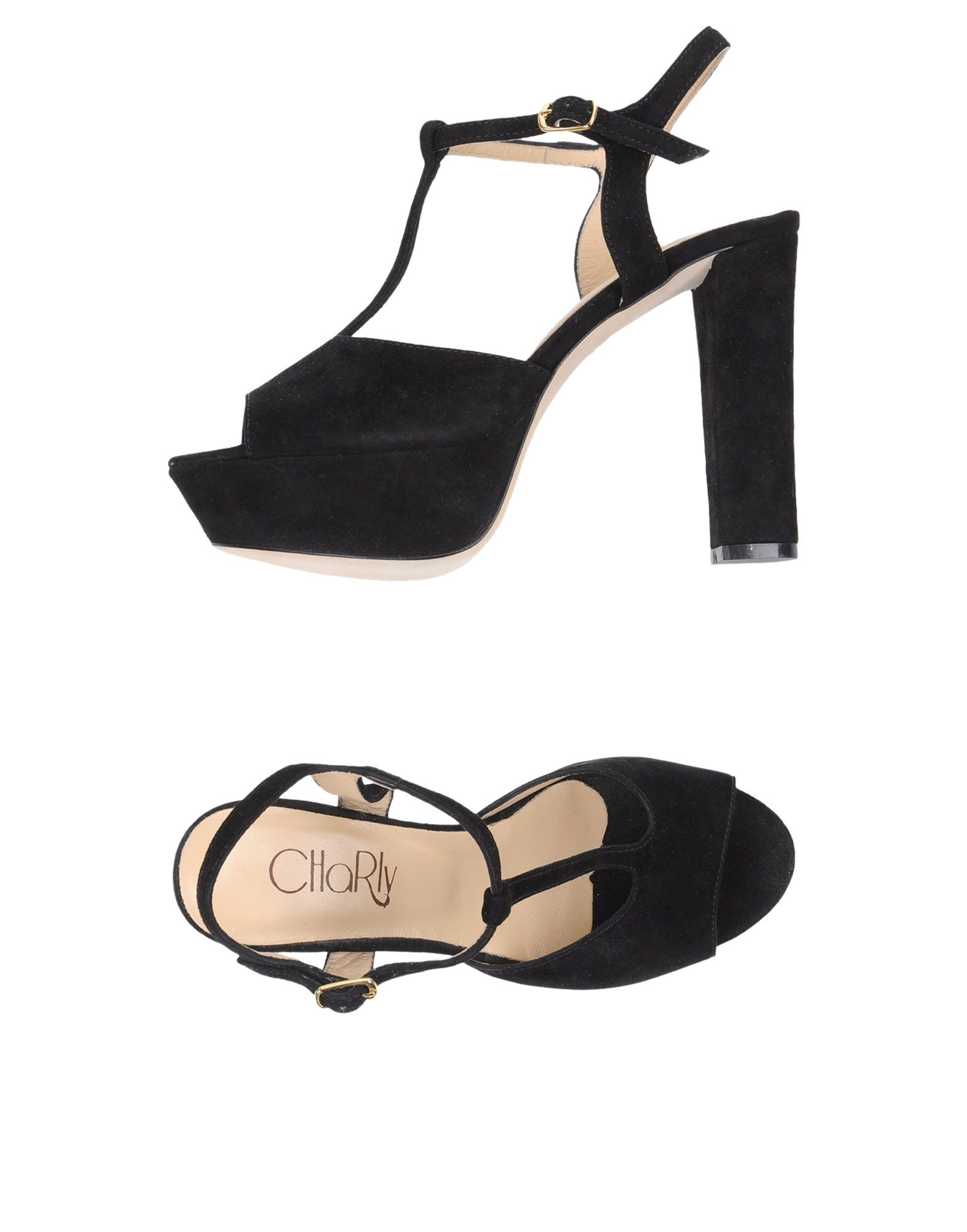 Sandales Charly Femme - Sandales Charly sur