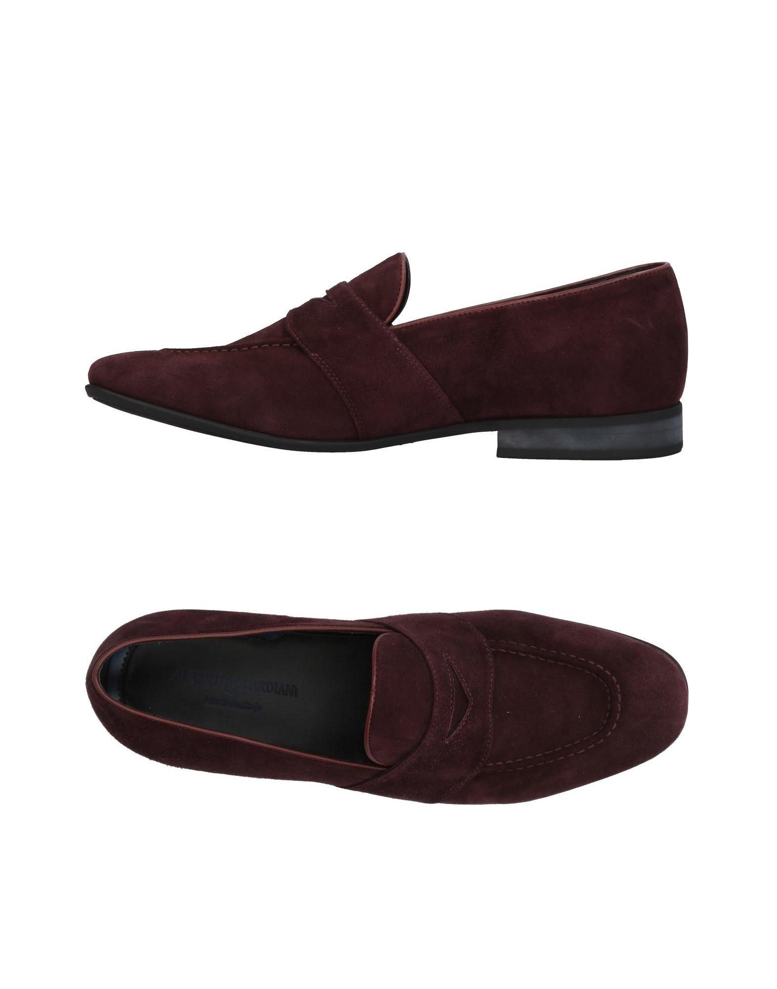 Alberto Guardiani Mokassins Herren  11371030OR Neue Schuhe