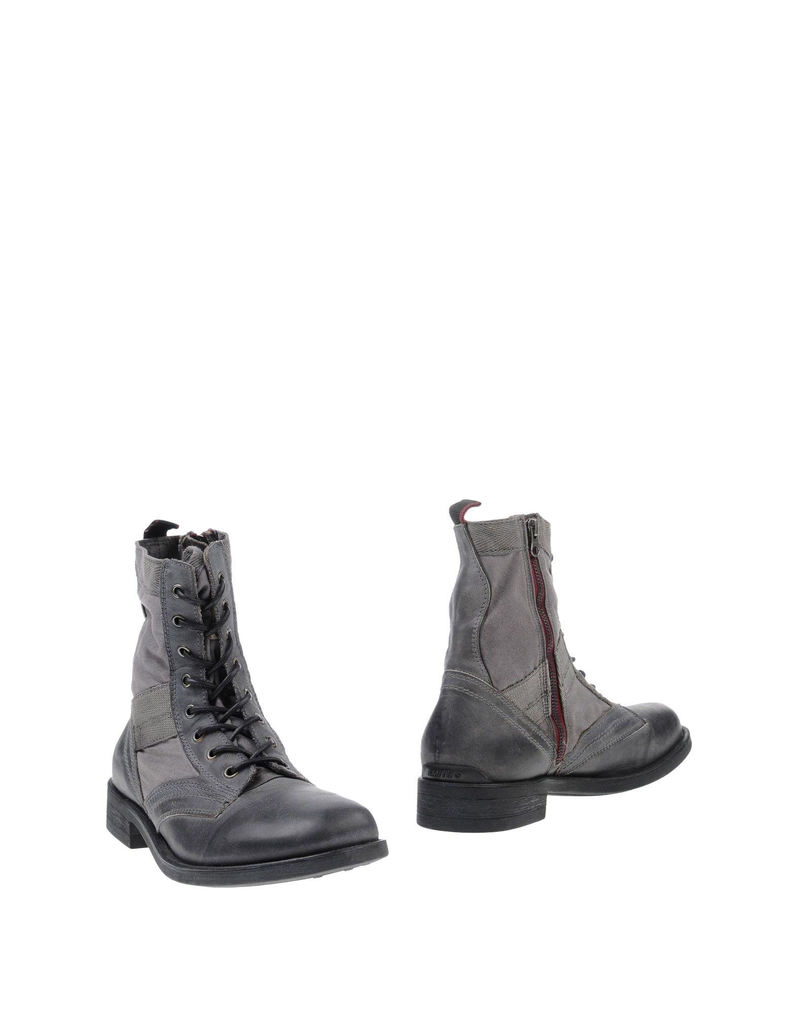 Rabatt echte Schuhe Smith's American Stiefelette Herren  11371218EX