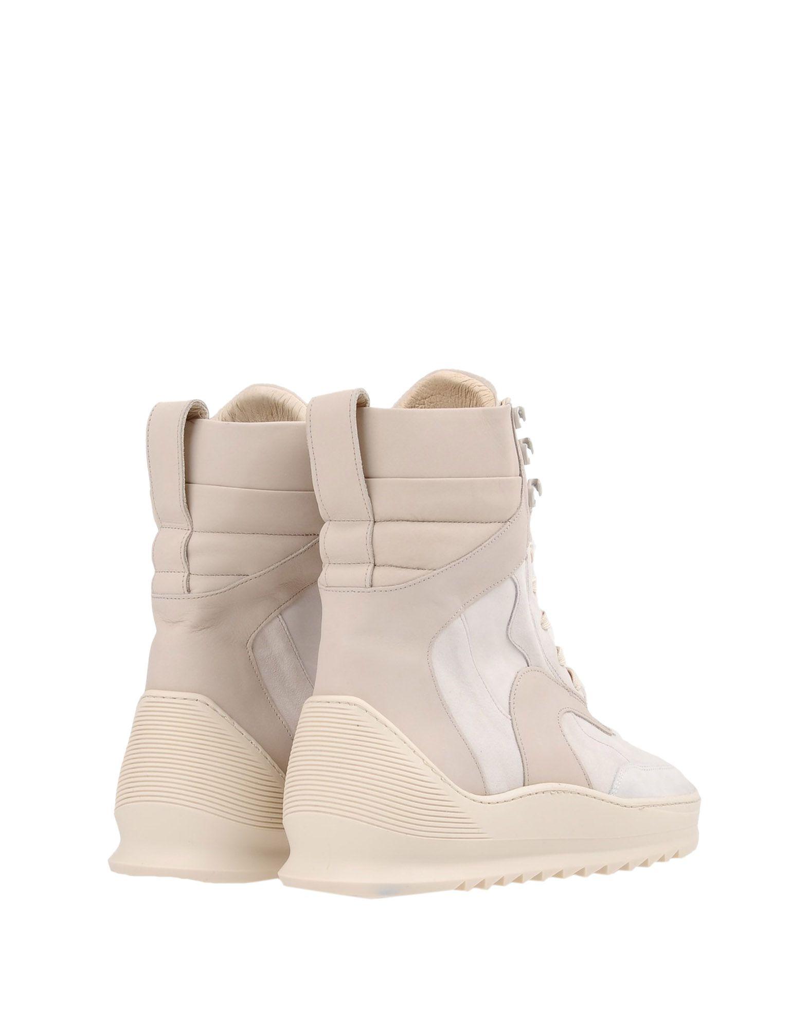 Sneakers Filling Pieces Peak Boot Heel Cap Storm - Homme - Sneakers Filling Pieces sur