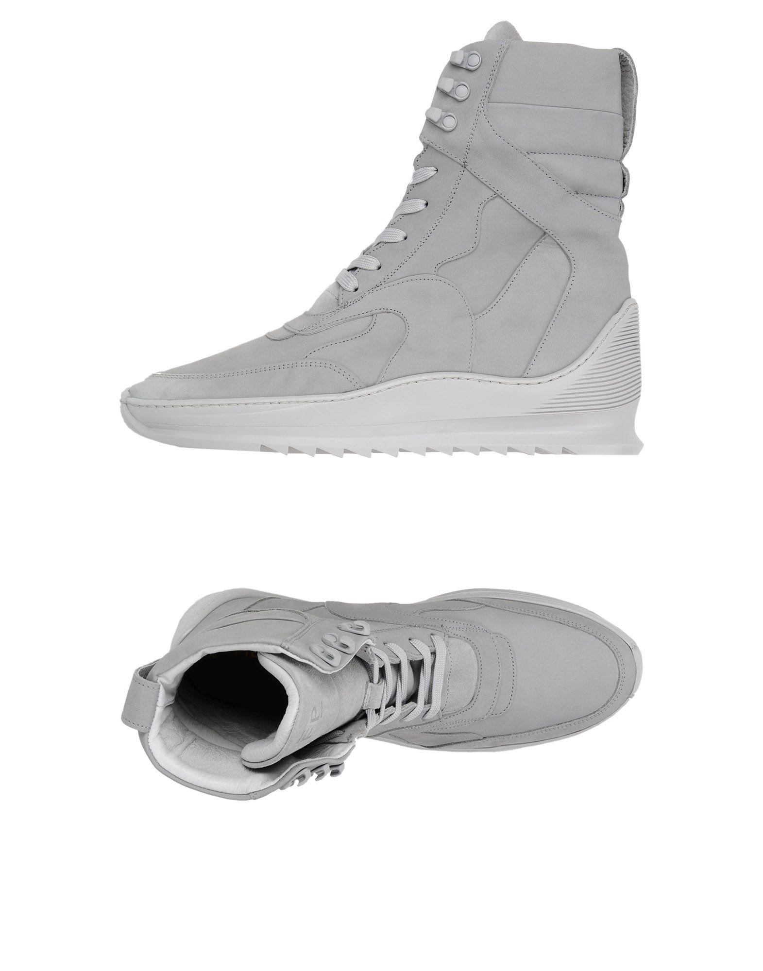 Sneakers Filling Pieces Homme - Sneakers Filling Pieces  Gris Spécial temps limité
