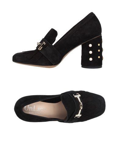 Zapatos casuales salvajes Mocasín Unlace Mujer - Mocasines Unlace   - 11371386GO Negro