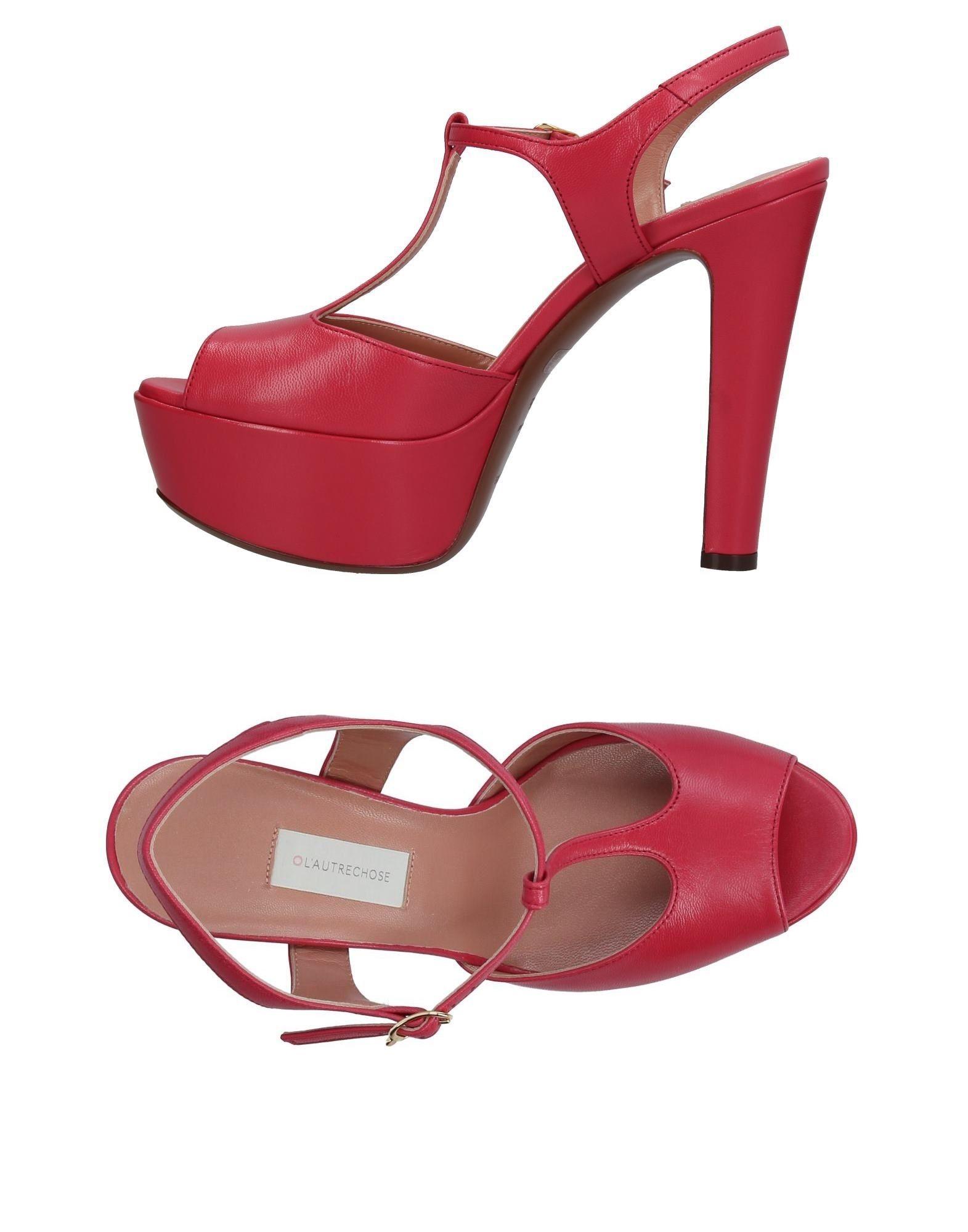 L' Autre Chose Sandalen Damen  11371466LM Neue Schuhe
