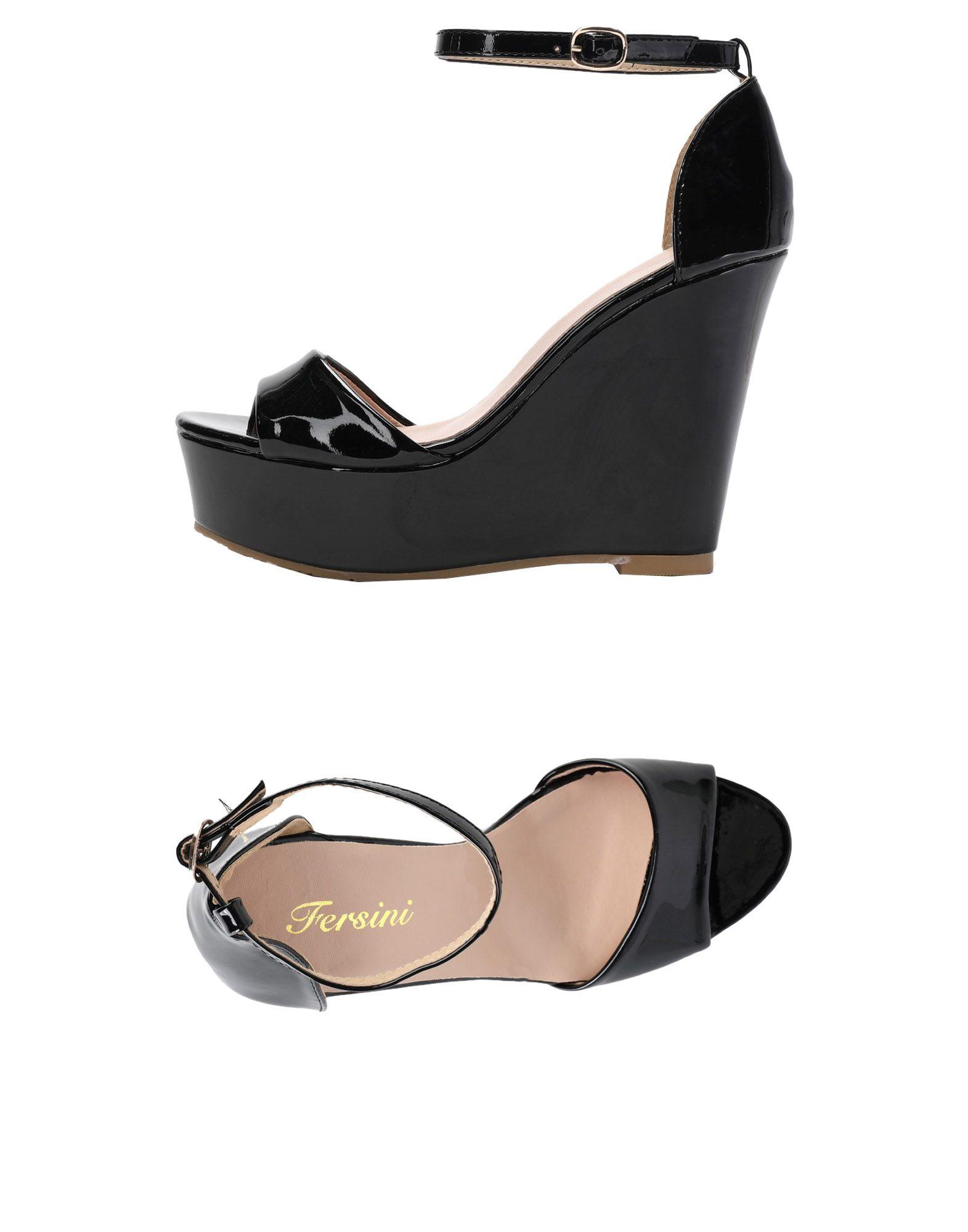 Fersini Sandalen Damen   Damen 11371563VQ Heiße Schuhe 435748