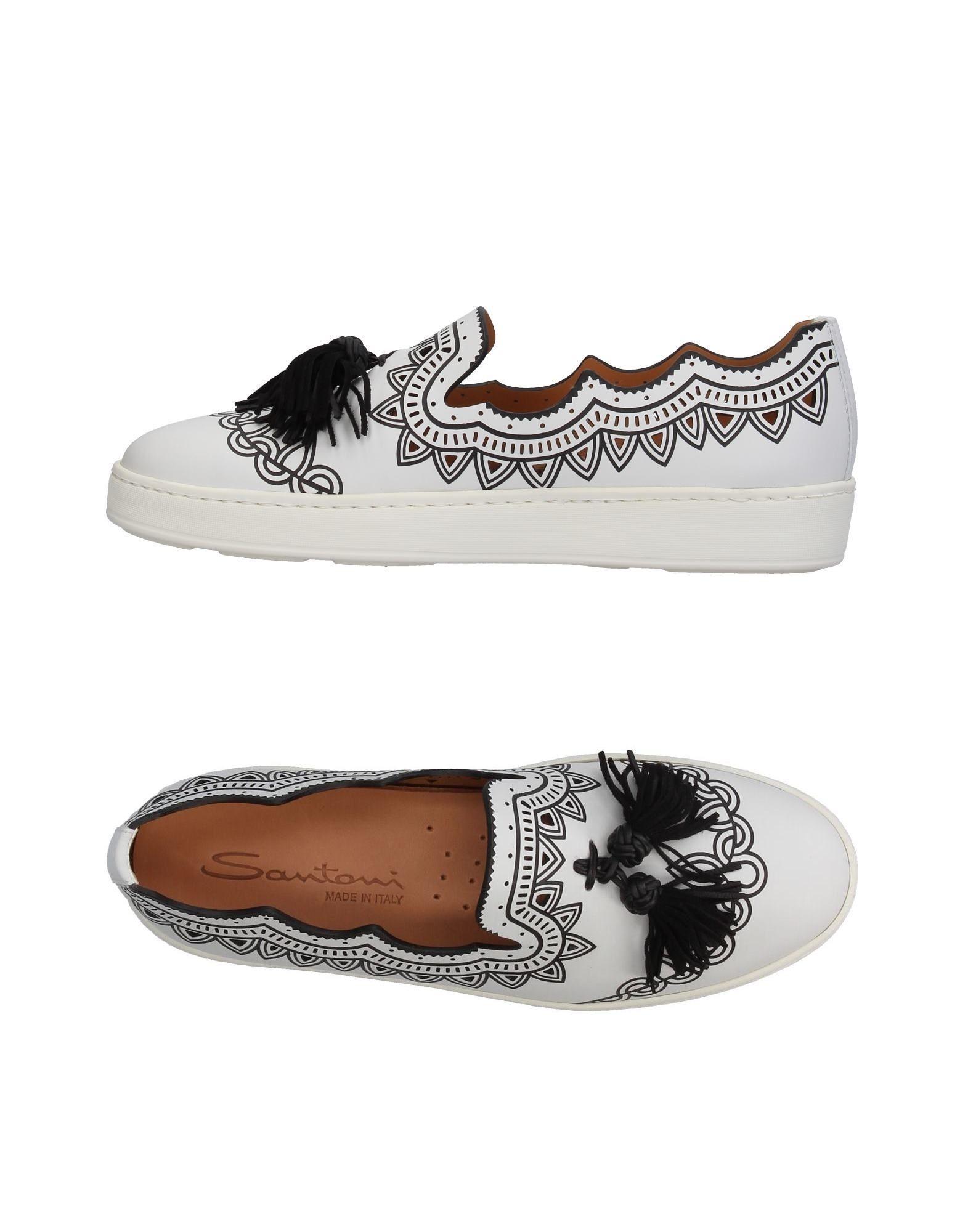 Santoni Mokassins Damen  aussehende 11371569QHGut aussehende  strapazierfähige Schuhe 2c8ef3