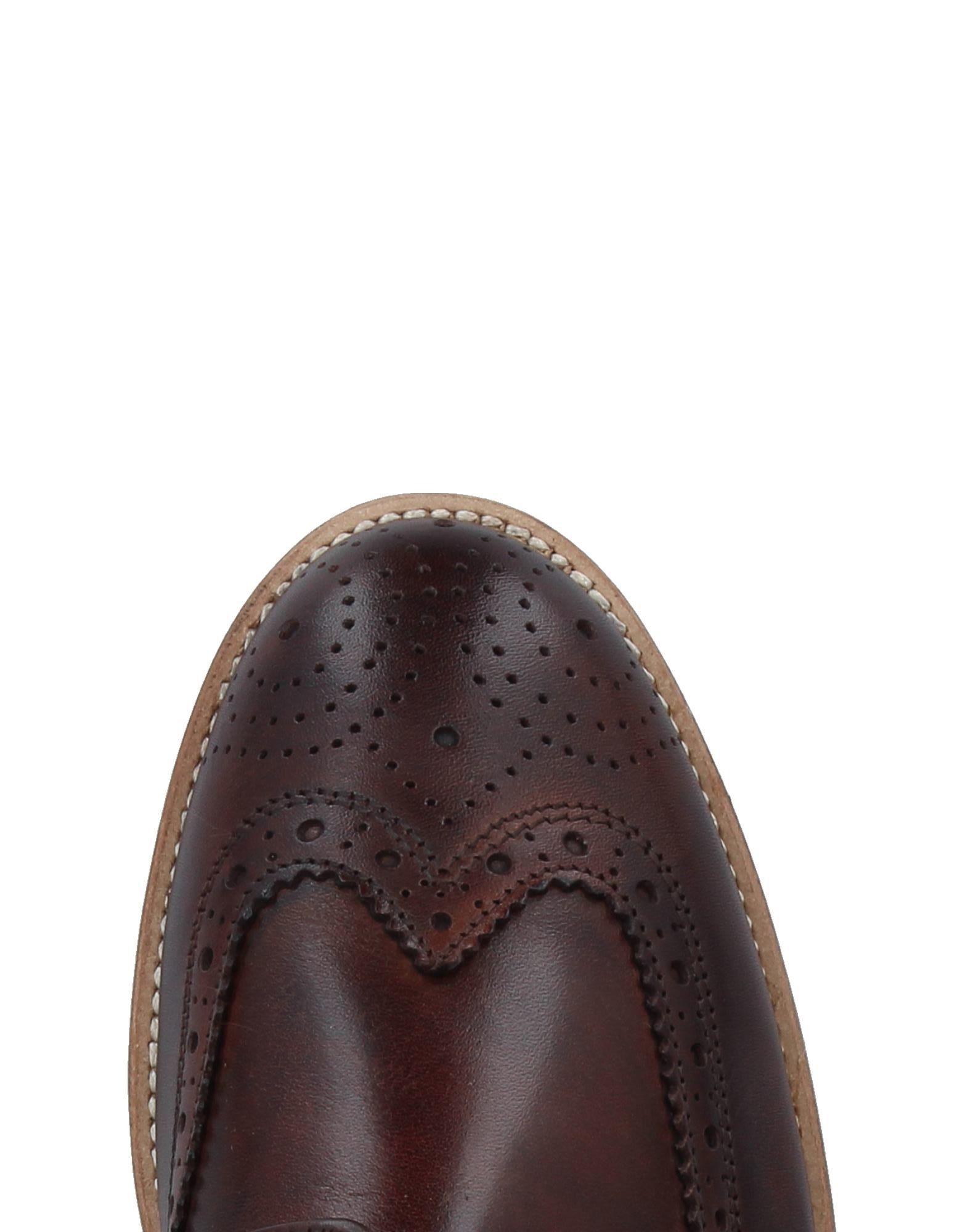 Rabatt echte Schuhe Officine Del Cuoio Schnürschuhe Herren  11371634AM