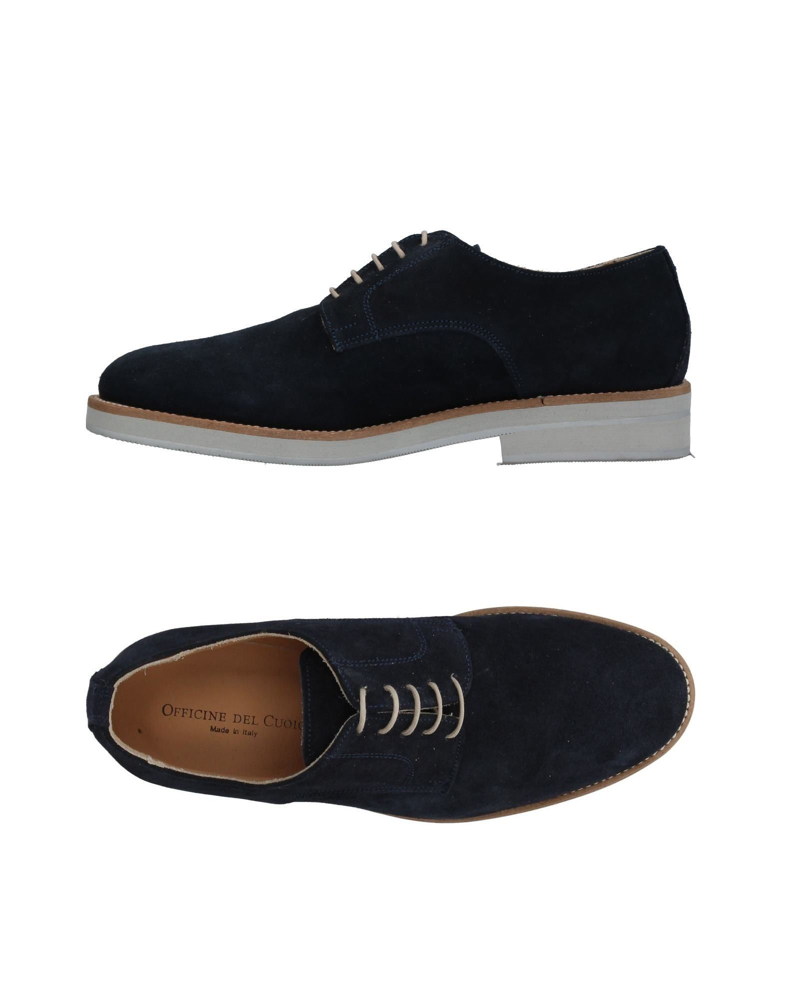 Officine Del Cuoio Schnürschuhe Herren  11371638KA Neue Schuhe