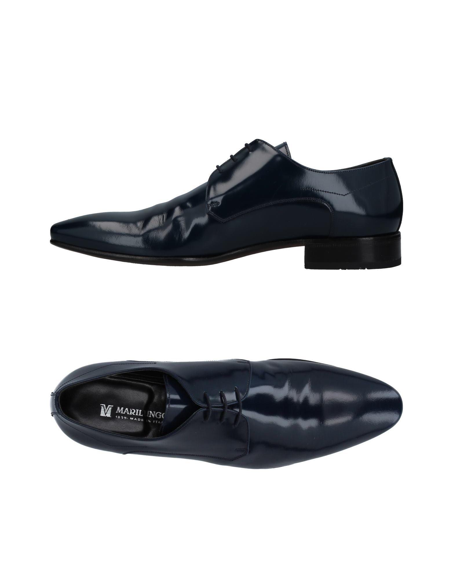 Rabatt echte Schuhe Marilungo Schnürschuhe Herren  11371642LN
