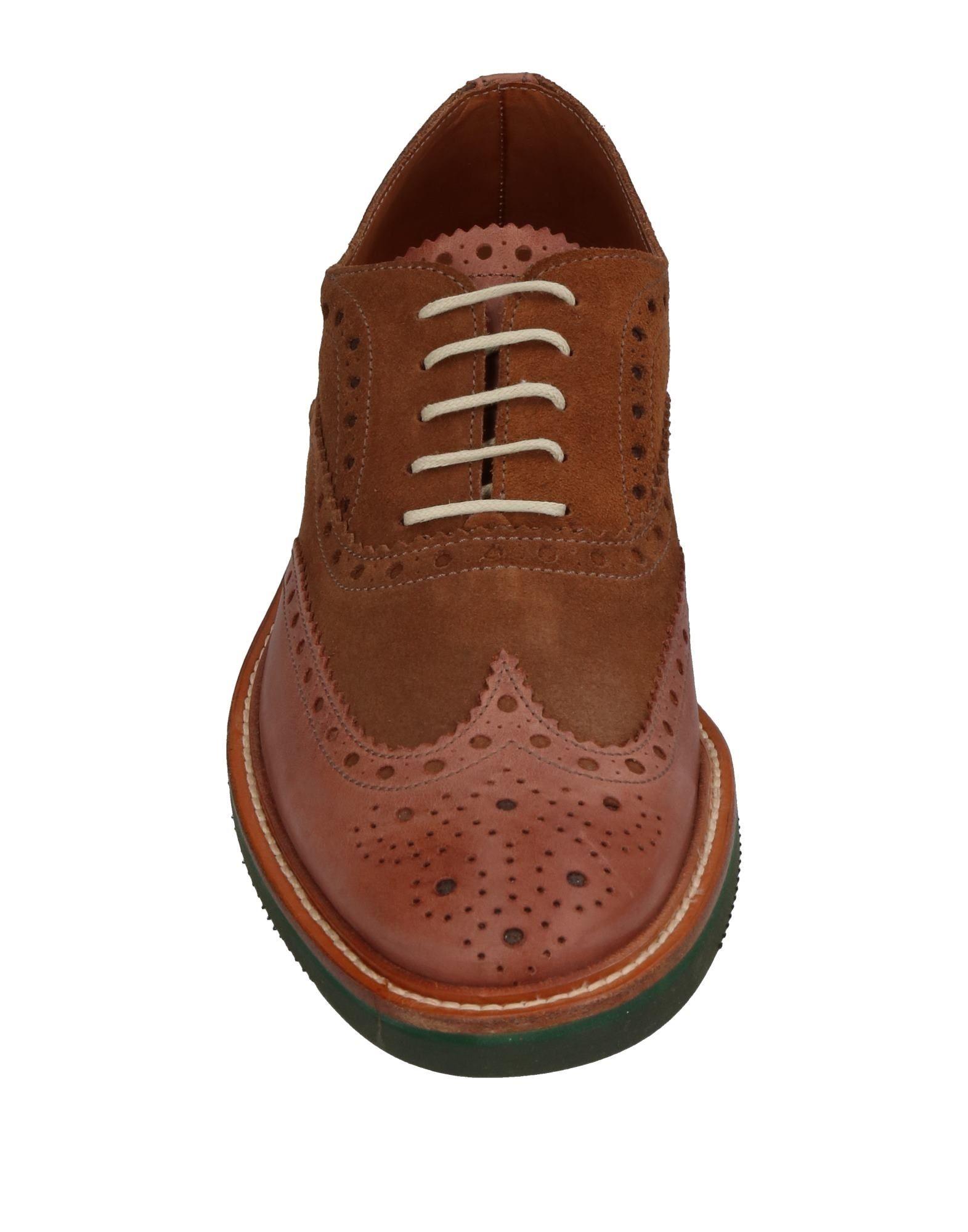 Rabatt echte Schuhe Vittorio Cenere Schnürschuhe Herren  11371659TP