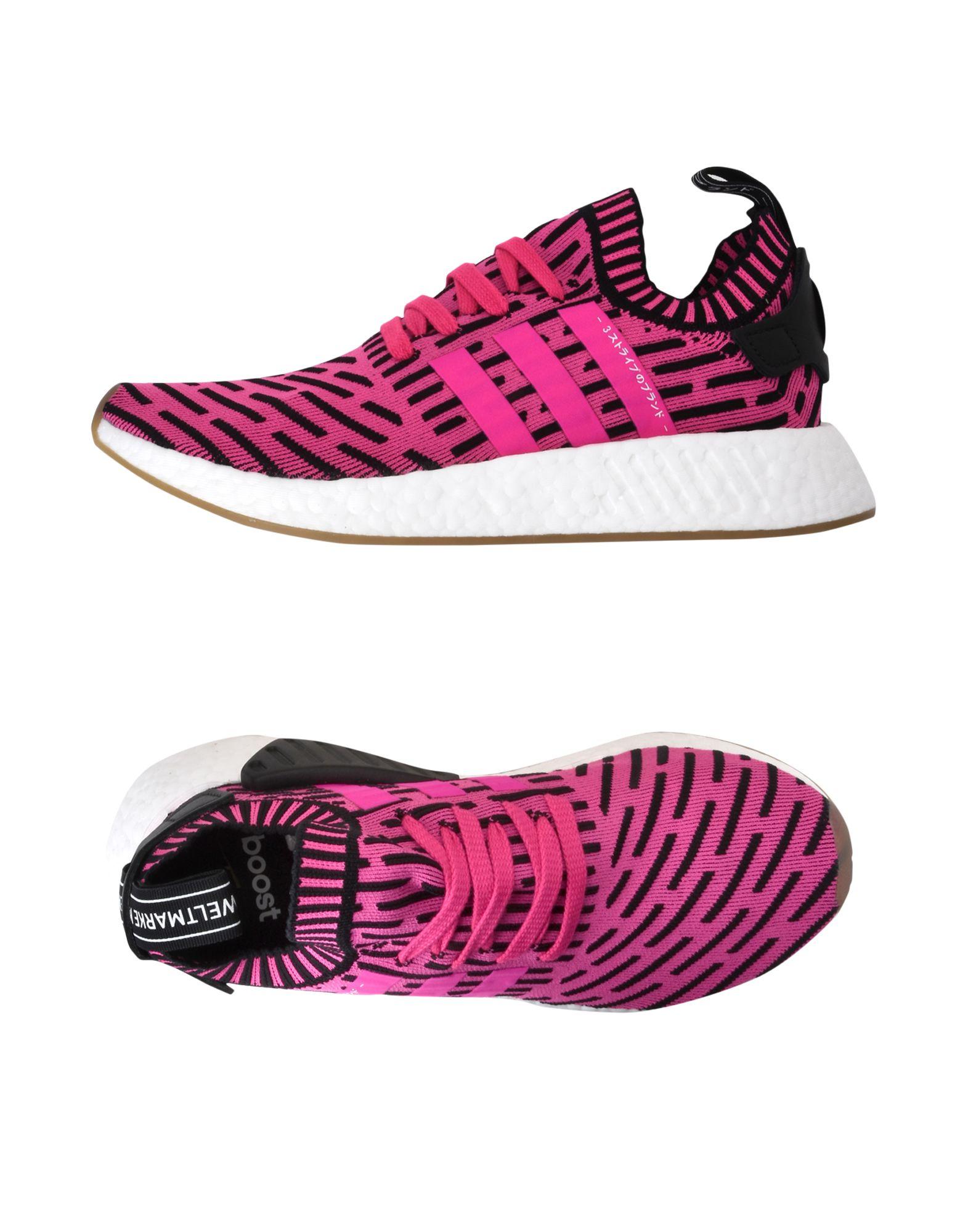 Sneakers Adidas - Originals Nmd_R2 Pk - Adidas Donna - 11371671TQ f0a0a2
