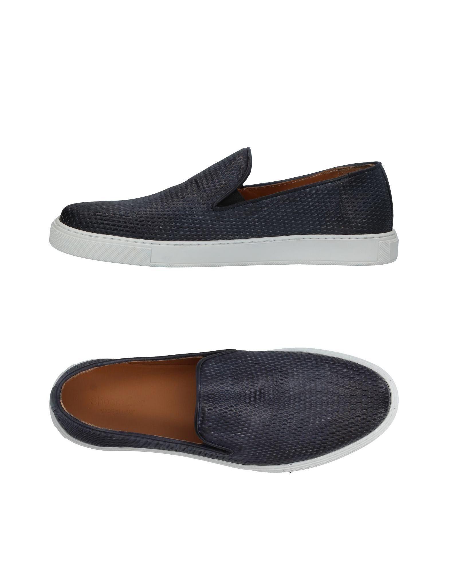 Rabatt echte Schuhe Shoemaker Sneakers Herren  11371689QJ