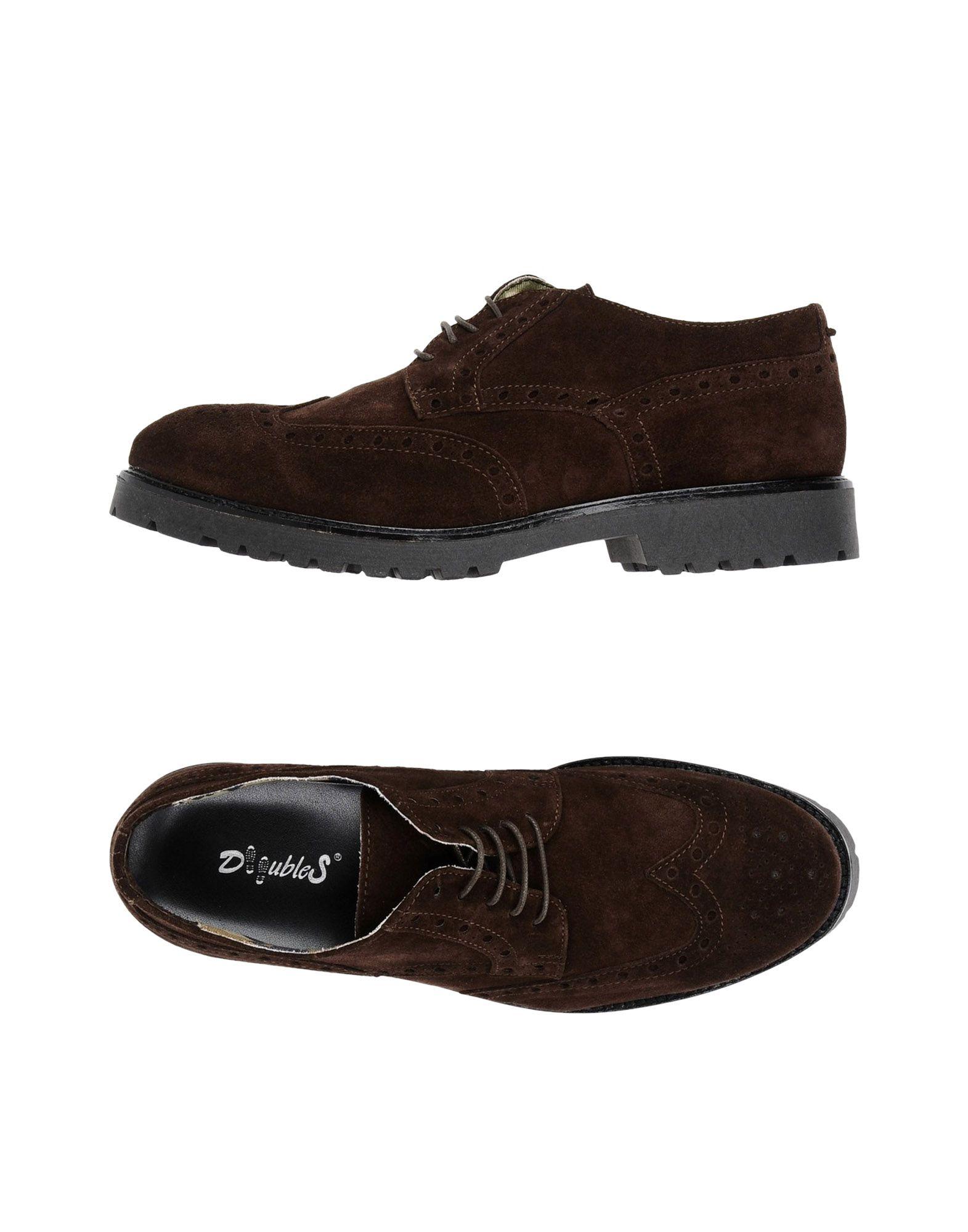 Rabatt echte Schuhe Doubles 4 You® Schnürschuhe Herren  11371708MP