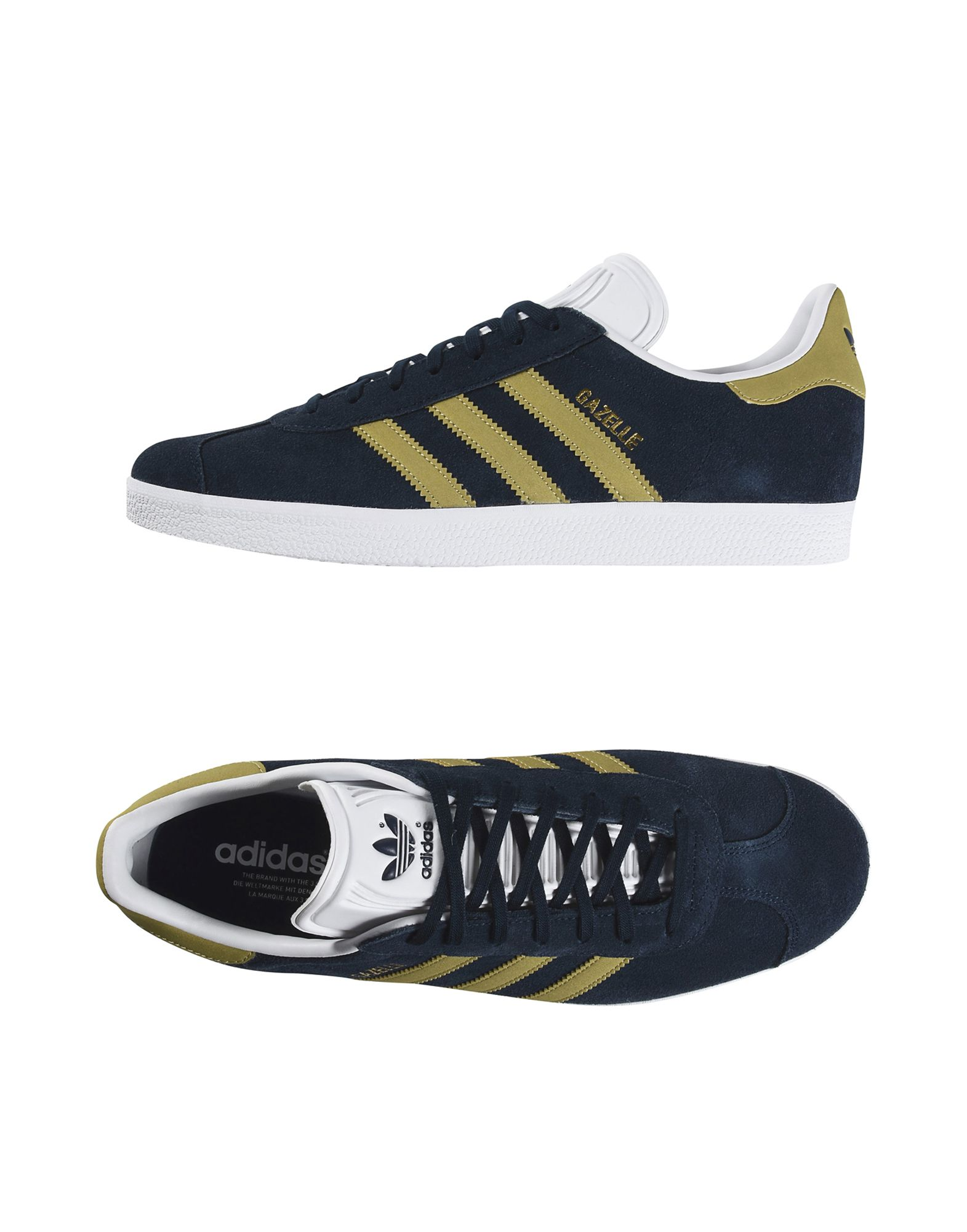 Adidas Originals Gazelle - Sneakers Sneakers - Men Adidas Originals Sneakers Sneakers online on  United Kingdom - 11371747OU 740336