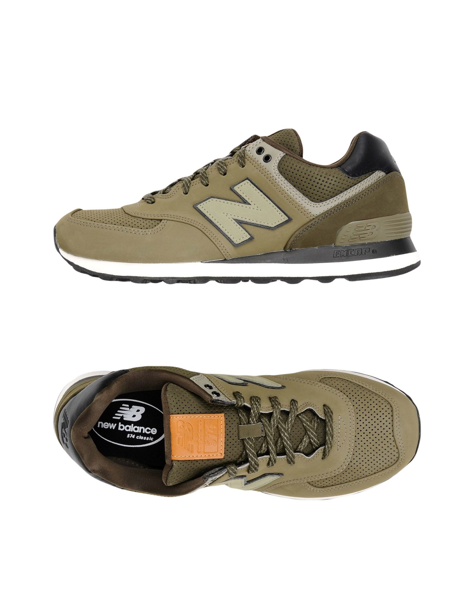 Sneakers New Balance 574 Winter Nubuck - Homme - Sneakers New Balance sur