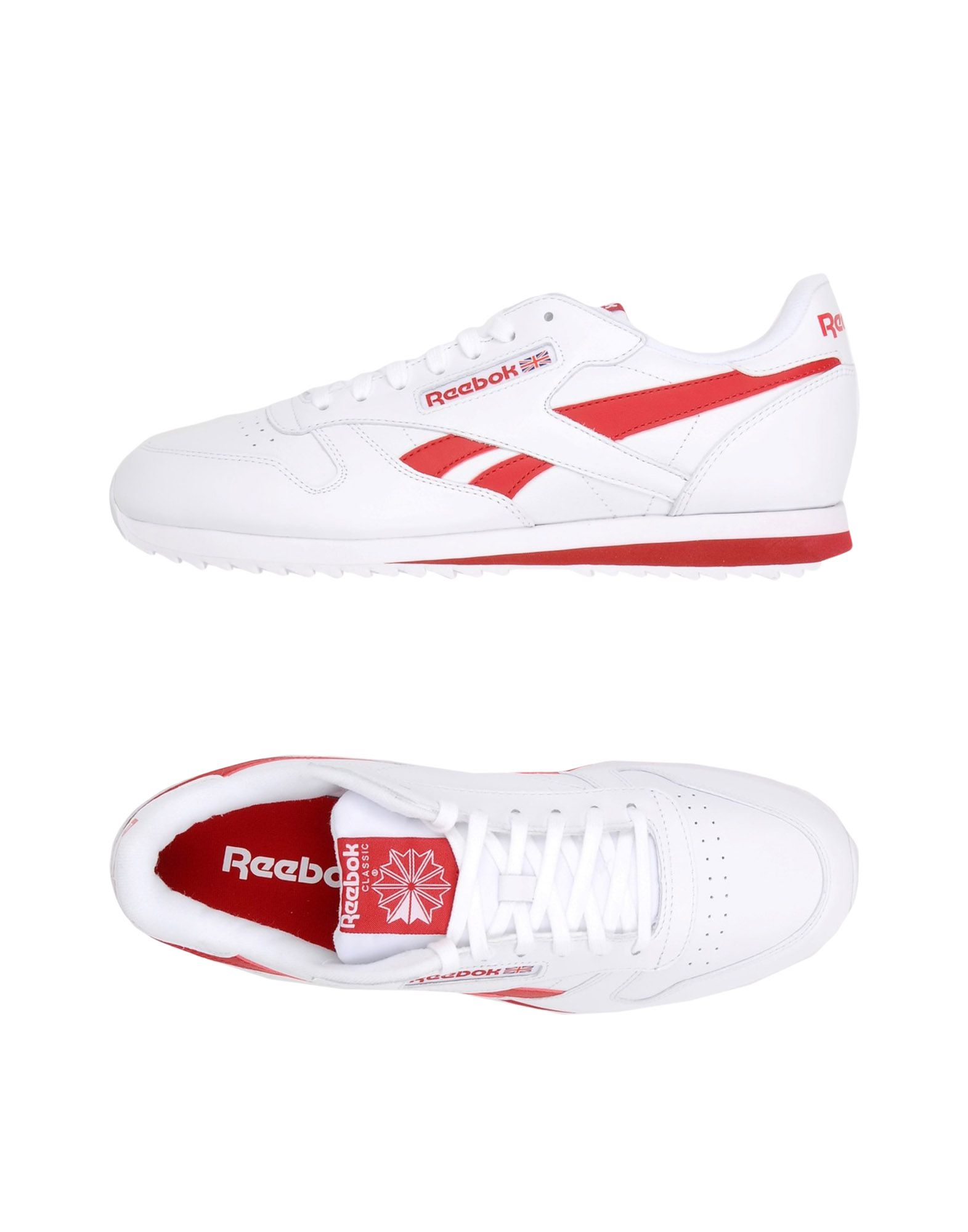Rabatt echte Schuhe Reebok Cl Leather Ripple Lo  11371843KK