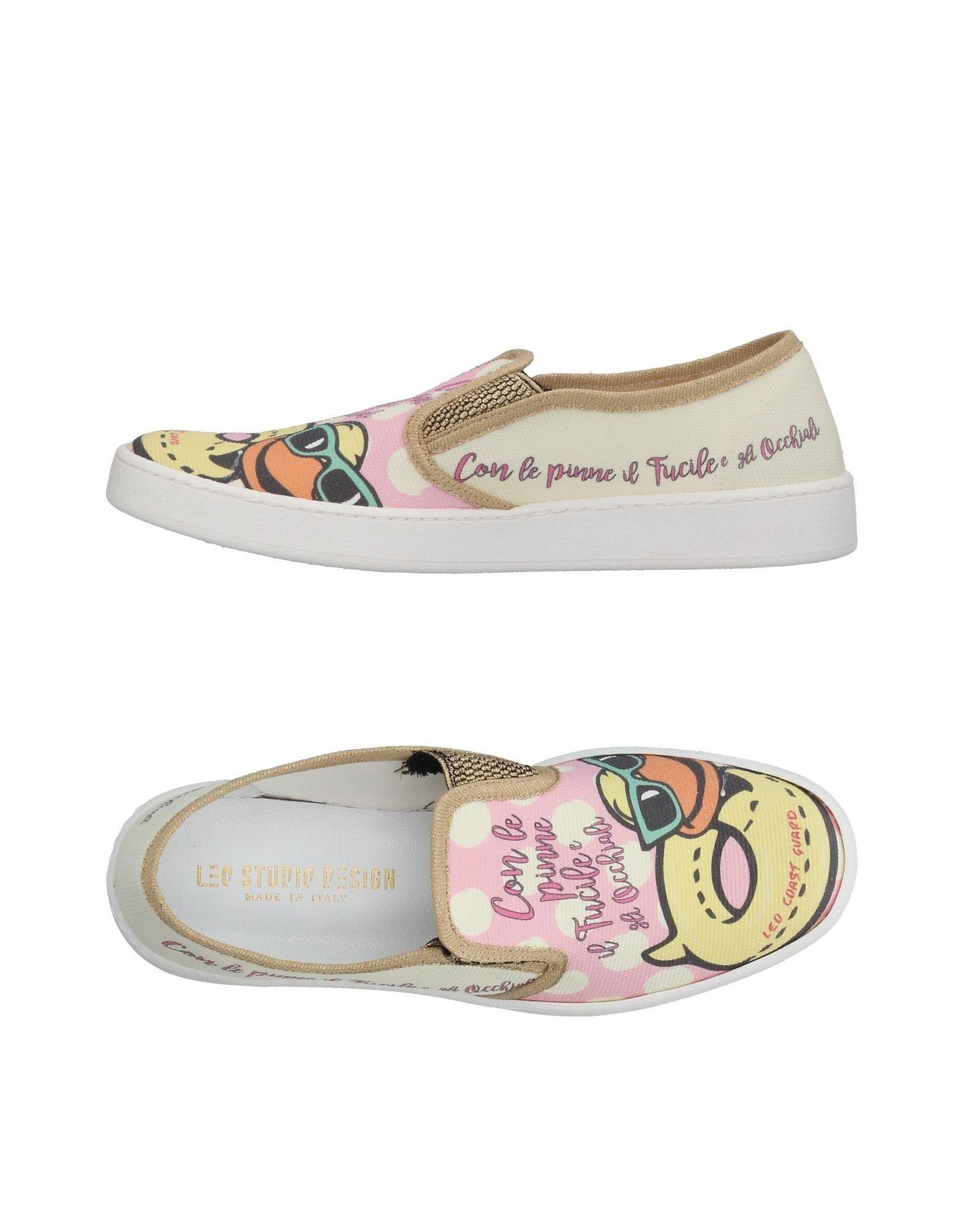Sneakers Leo Studio Design Donna - 11371924NX