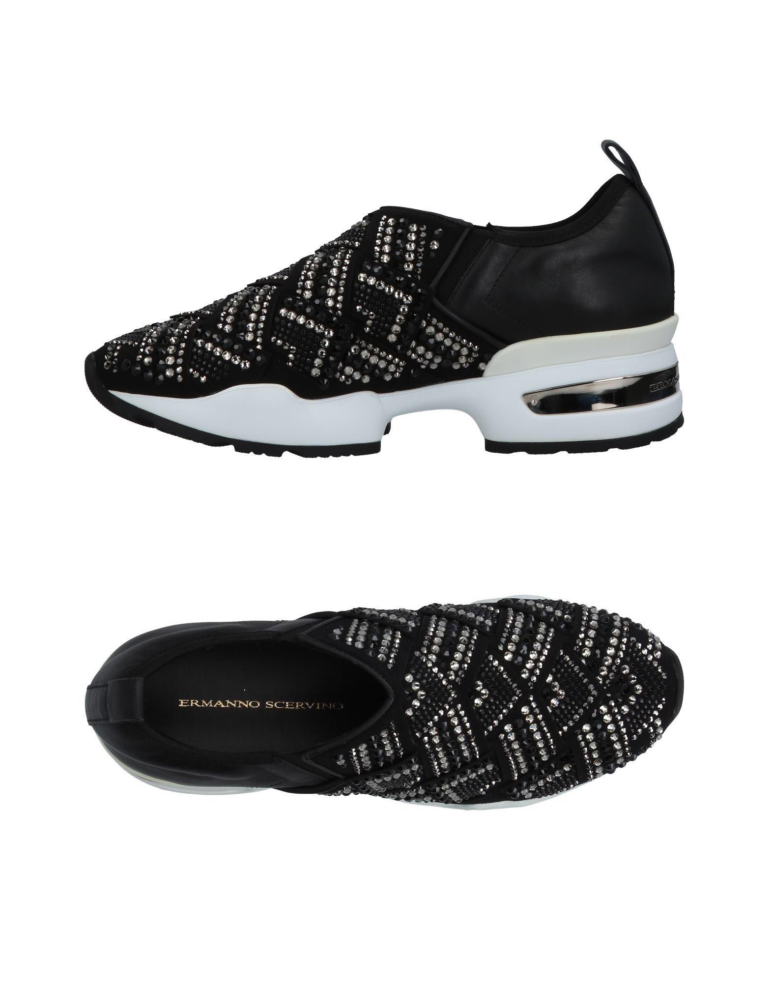 Stilvolle billige Schuhe Ermanno Scervino Sneakers Damen  11371947LV