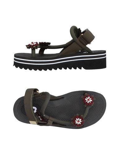 Grandes descuentos últimos zapatos Sandalia Tipe E Tacchi Mujer - Sandalias Tipe E Tacchi- 11408645OG Verde militar