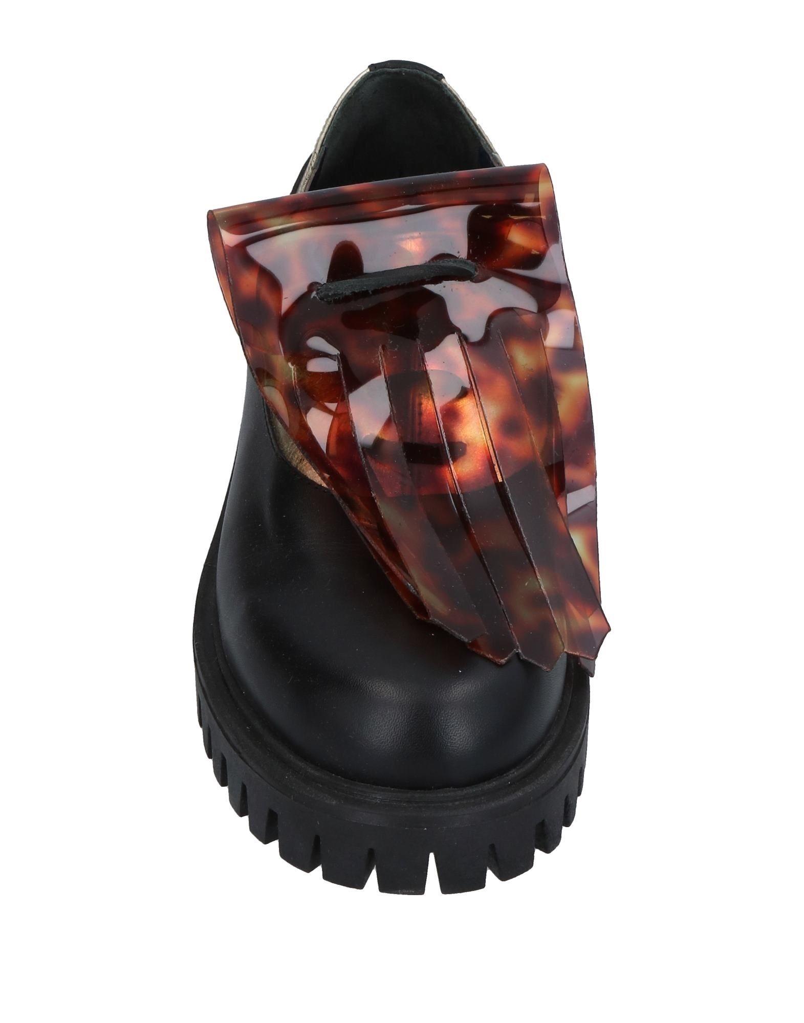 Gut um billige Schuhe Damen zu tragenStudio Pollini Schnürschuhe Damen Schuhe  11371957JK 714ad2