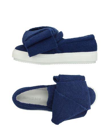 Descuento por tiempo limitado Zapatillas Olivia's Bow Mujer - Zapatillas Olivia's Bow - 11372018CH Azul oscuro