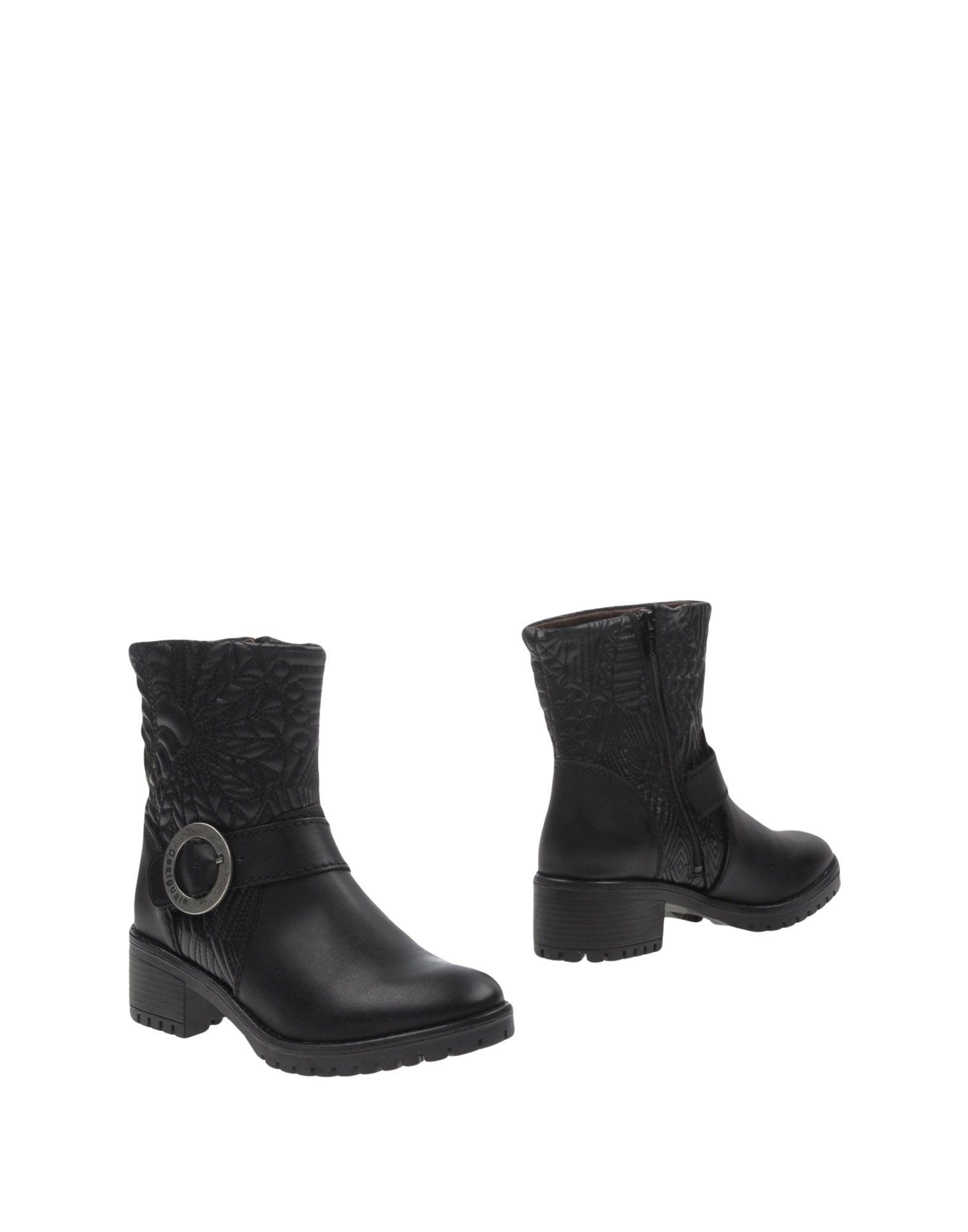 Günstige und modische Schuhe Desigual Stiefelette Damen  11372059OH