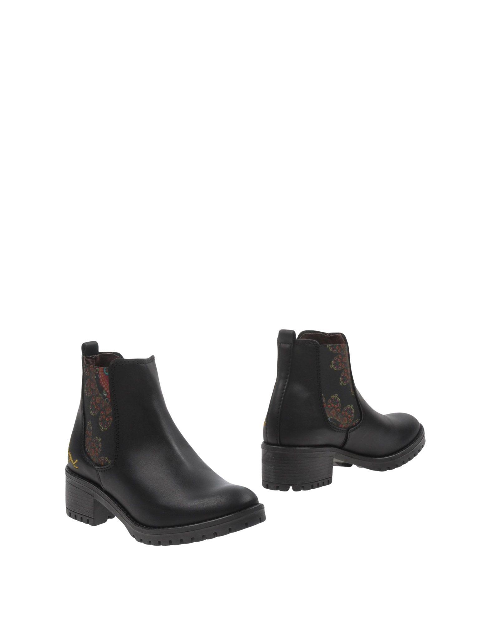 Chelsea Boots Desigual Desigual Boots Donna - 11372062SO f28021
