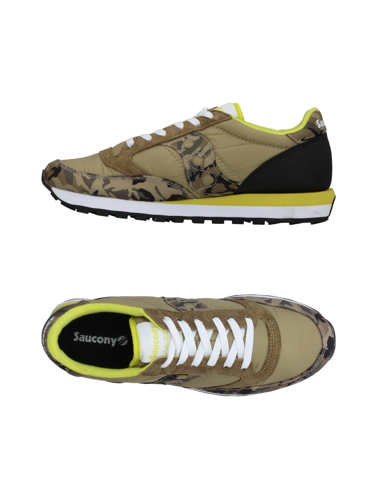 Rabatt echte Schuhe Saucony Sneakers Herren  11372096VA