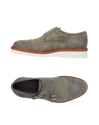 Zapatos con descuento Mocasín Pertini Hombre - Mocasines Pertini - 11372218UG Verde militar