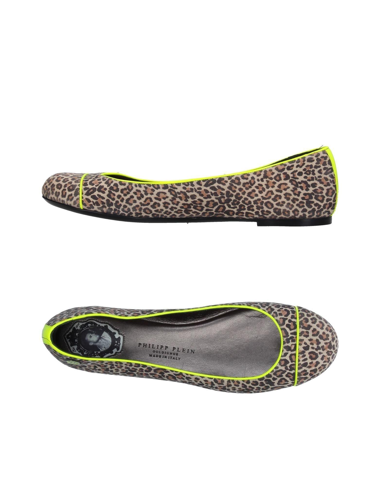 Philipp Plein Ballerinas Damen  11372268OIGut aussehende strapazierfähige Schuhe