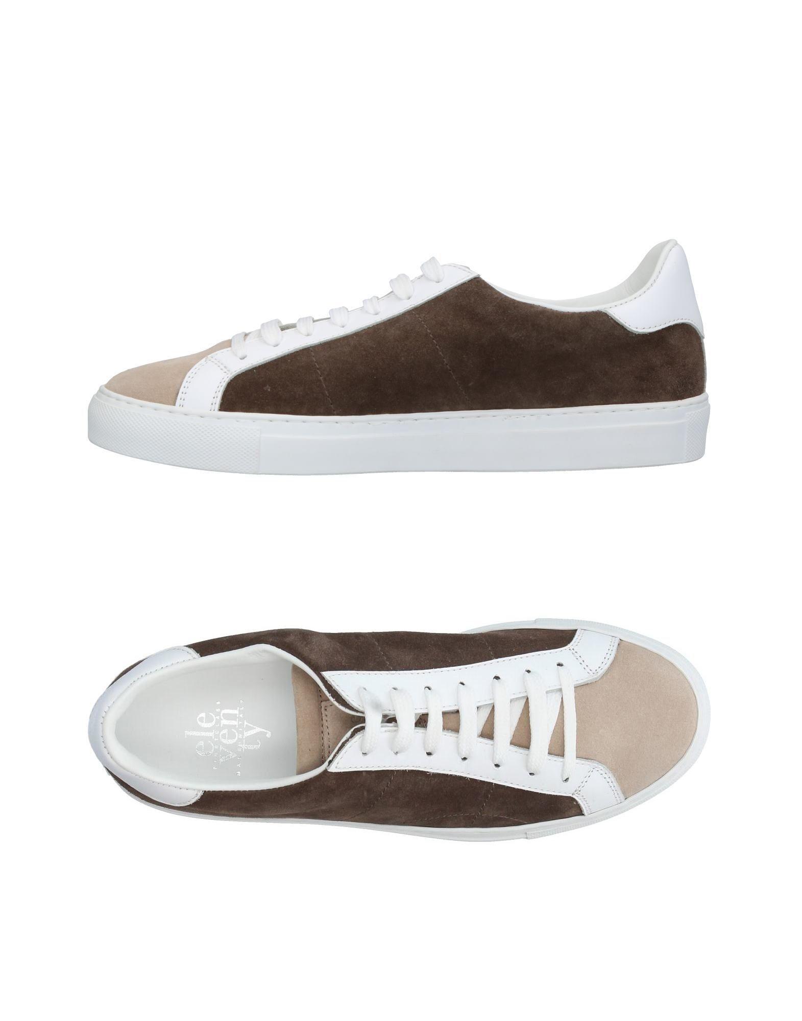 Moda Sneakers Eleventy Uomo - 11372467DT