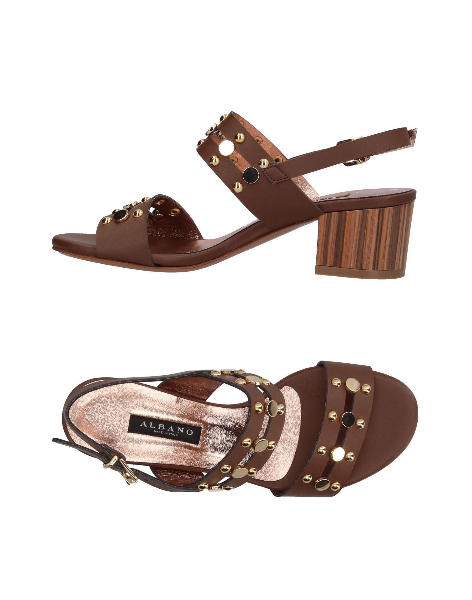 Albano Sandals Sandals - Women Albano Sandals Albano online on  United Kingdom - 11372891IK d87b25