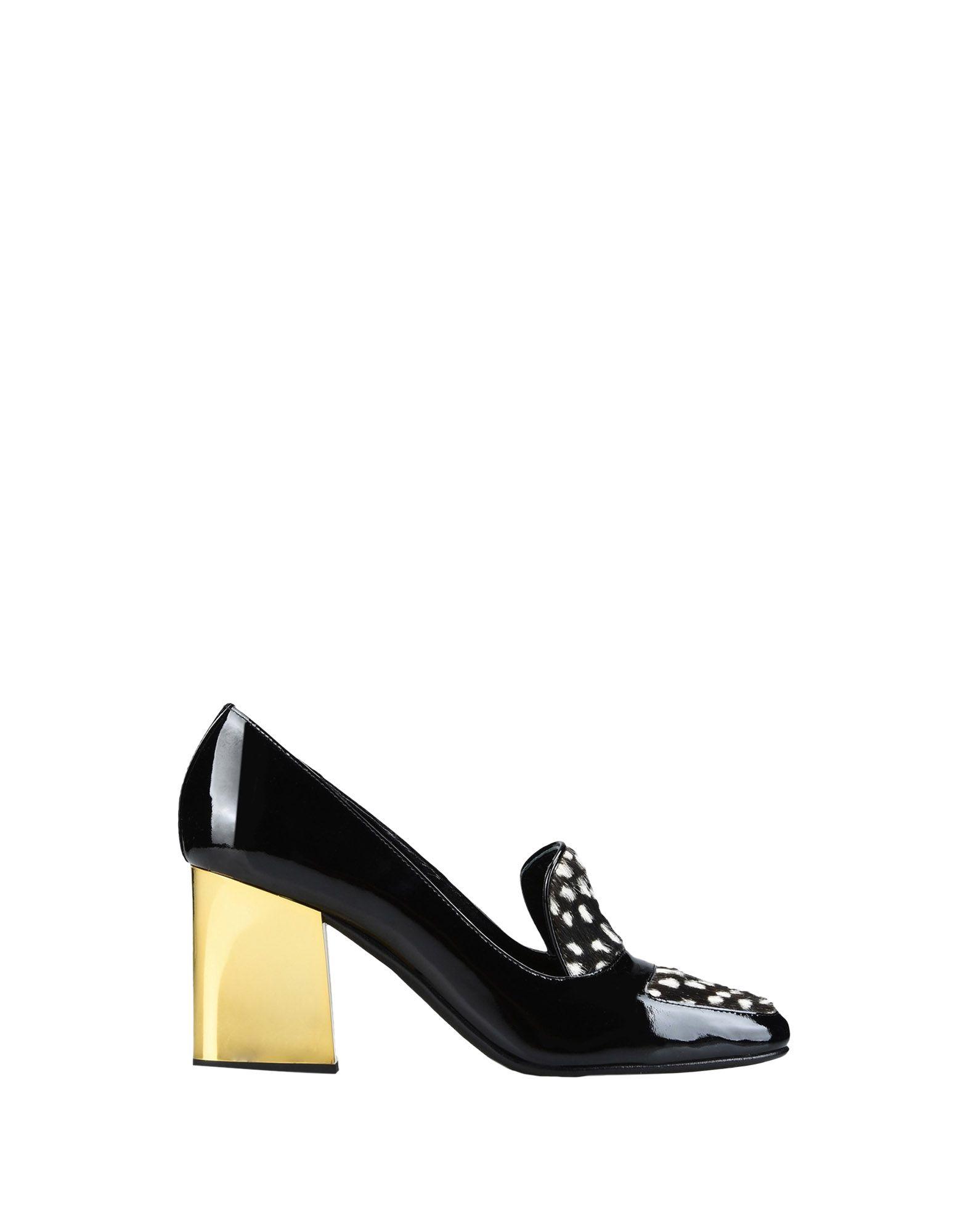Stilvolle 11373095GU billige Schuhe Emporio Armani Mokassins Damen  11373095GU Stilvolle 8028f8