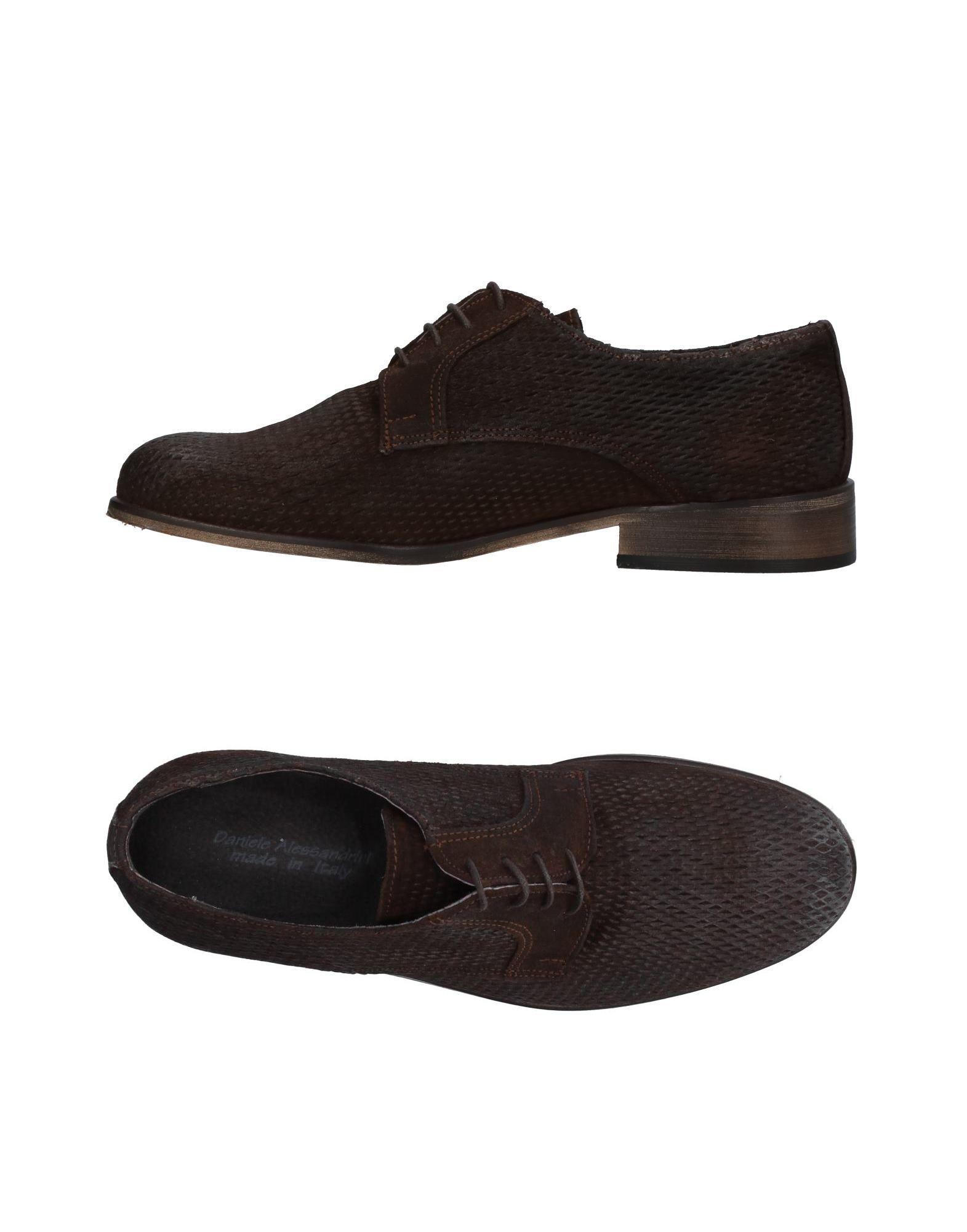 Rabatt Schnürschuhe echte Schuhe Daniele Alessandrini Schnürschuhe Rabatt Herren  11373280HD 37eeaa