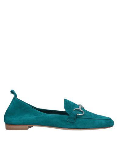 Los últimos zapatos de descuento para Anna hombres y mujeres Mocasín Anna para F. Mujer - Mocasines Anna F. - 11373373MT Verde petróleo 9d07e1