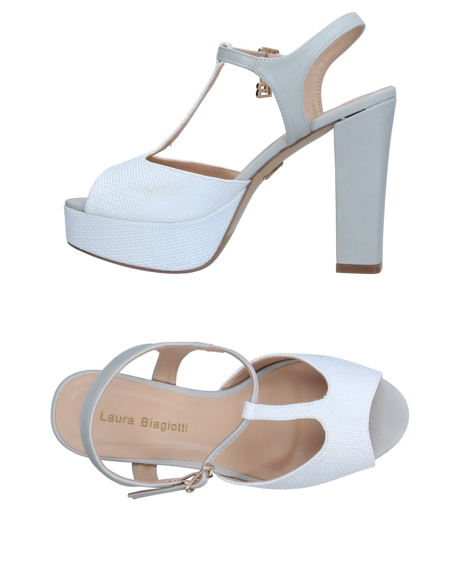 Laura Biagiotti Sandalen Damen  11373524OX Neue Schuhe