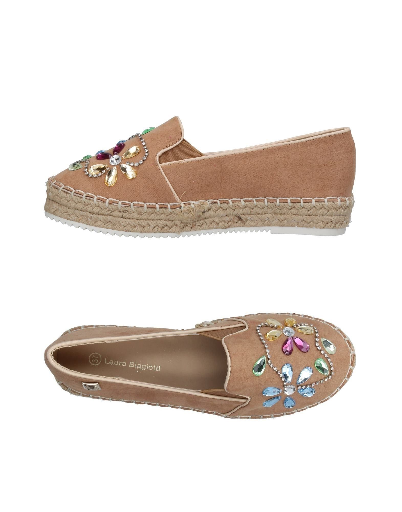 Laura Biagiotti Espadrilles - Women on Laura Biagiotti Espadrilles online on Women  United Kingdom - 11373538XJ 9b6e35