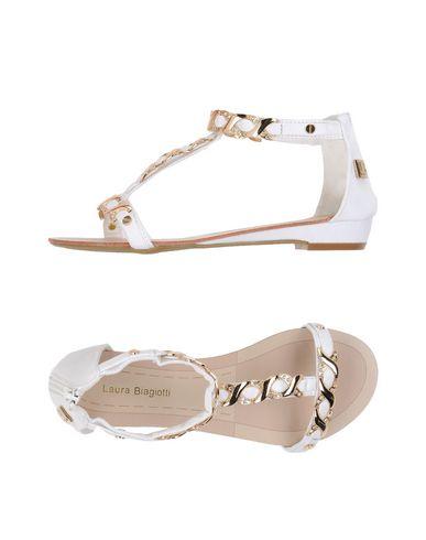 Zapatos de mujer baratos zapatos de mujer Sandalia Laura Laura Biagiotti Mujer - Sandalias Laura Laura Biagiotti - 11373576JN Blanco cf3c0d