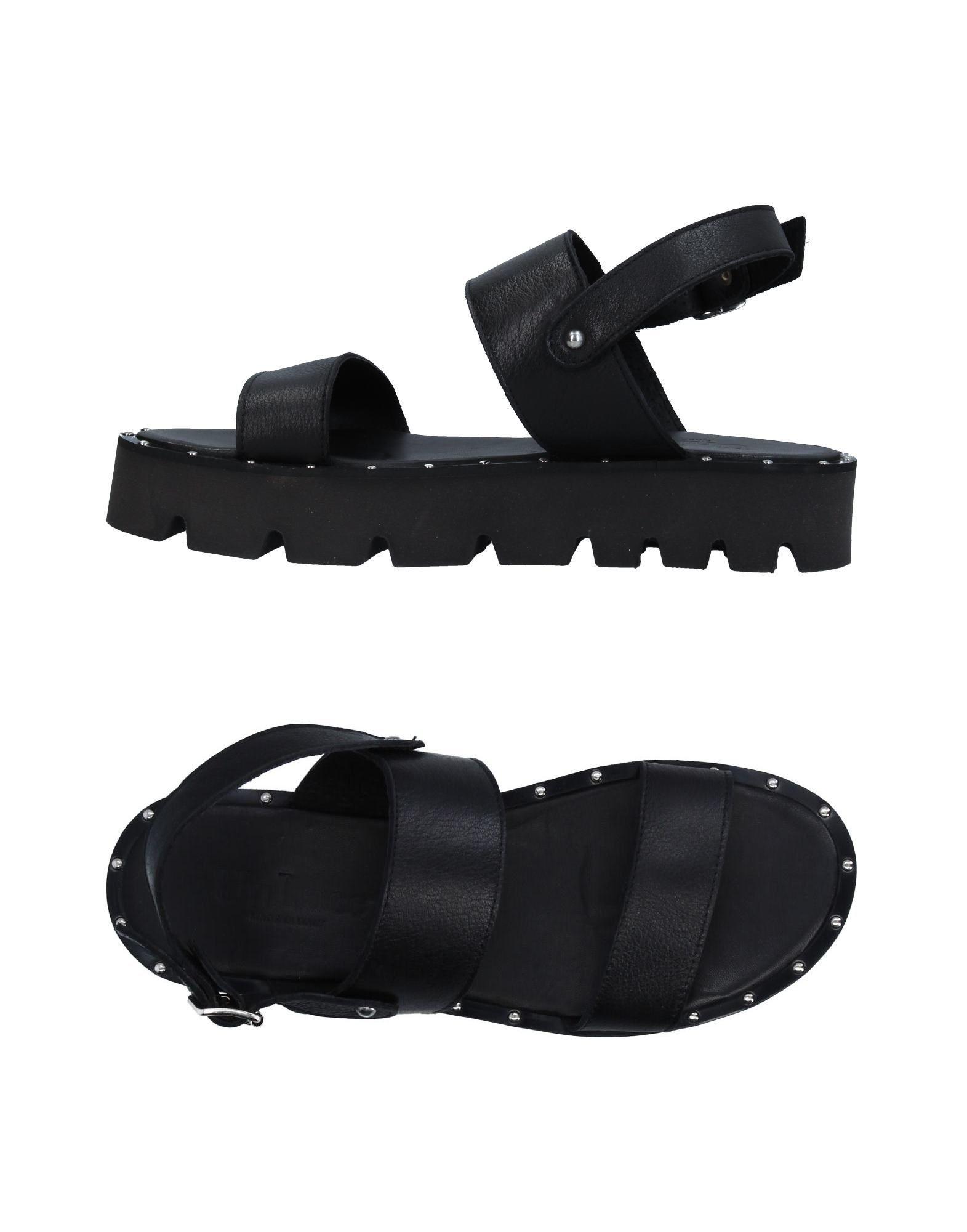 Günstige und modische Schuhe Unlace Sandalen Damen  11373634QU