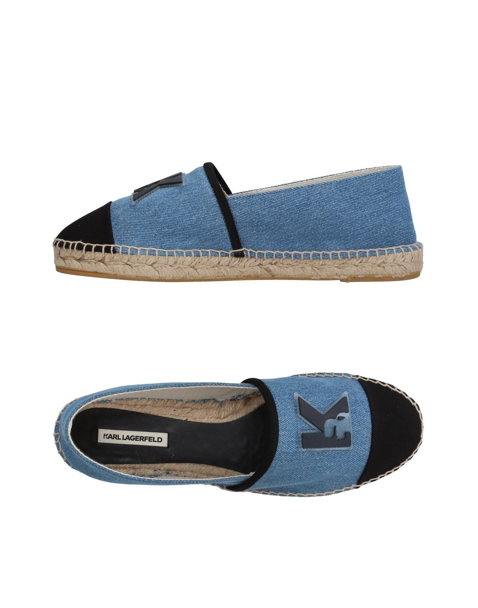 Karl Lagerfeld Espadrilles Damen  11373641TS Gute Qualität beliebte Schuhe