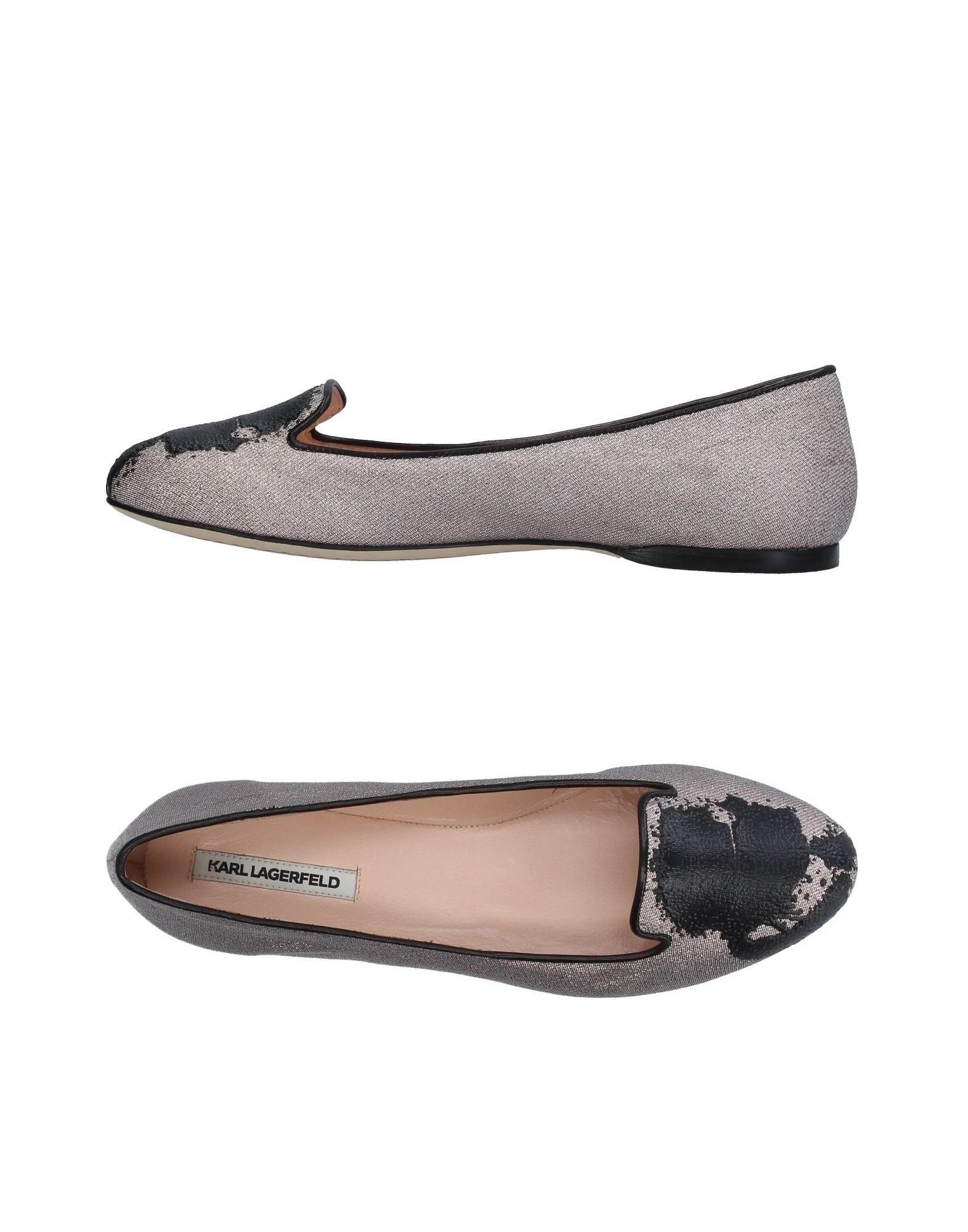 Karl Lagerfeld Mokassins Damen  11373703JO Gute Qualität beliebte Schuhe