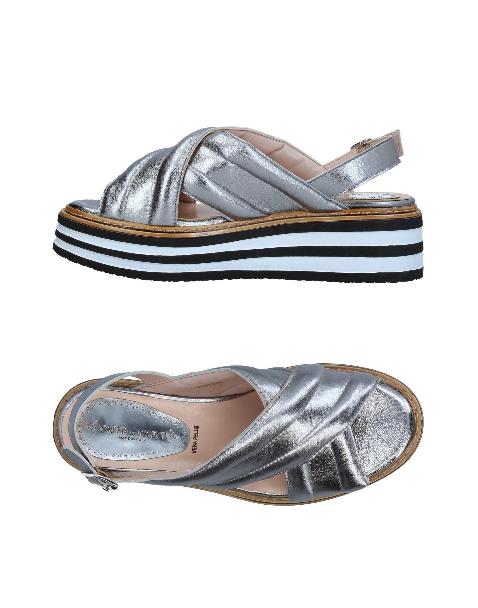 Gut um billige Schuhe zu zu zu tragenLoretta By Loretta Sandalen Damen  11373759JK 14d503