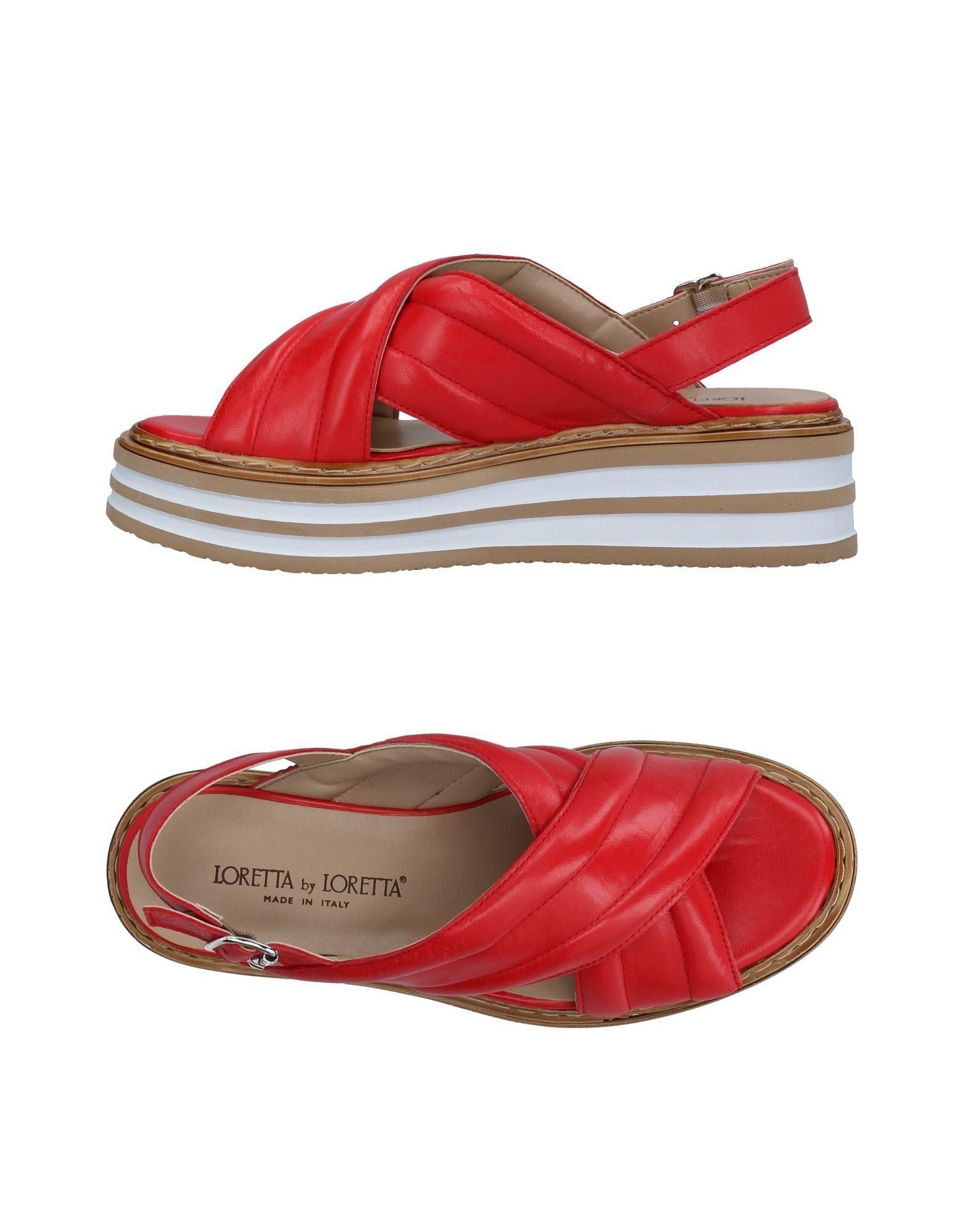 Gut um billige Schuhe zu tragenLoretta By Loretta Sandalen Damen  11373766JS