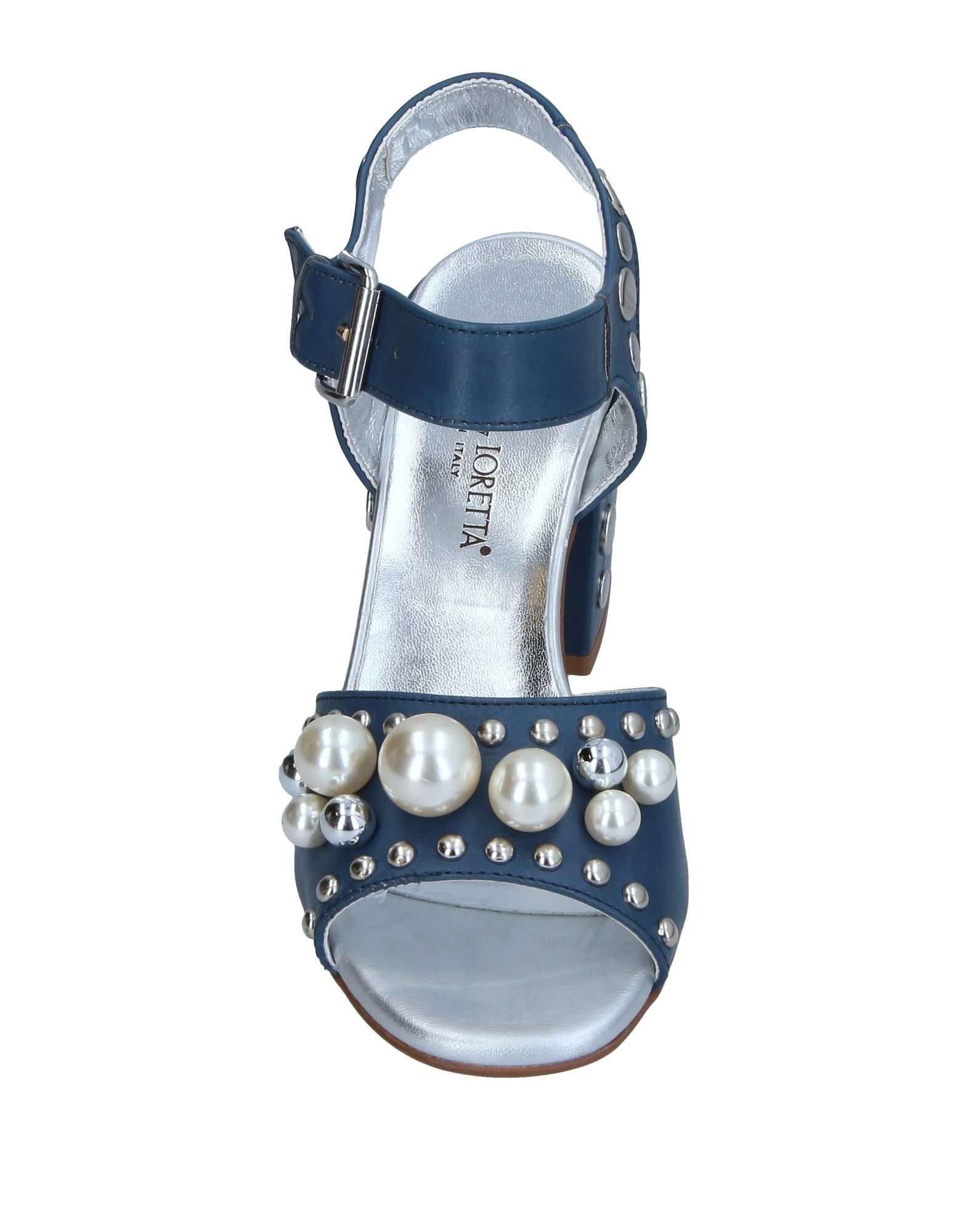 Loretta By Loretta Sandalen Damen  11373839OC Gute Qualität beliebte Schuhe