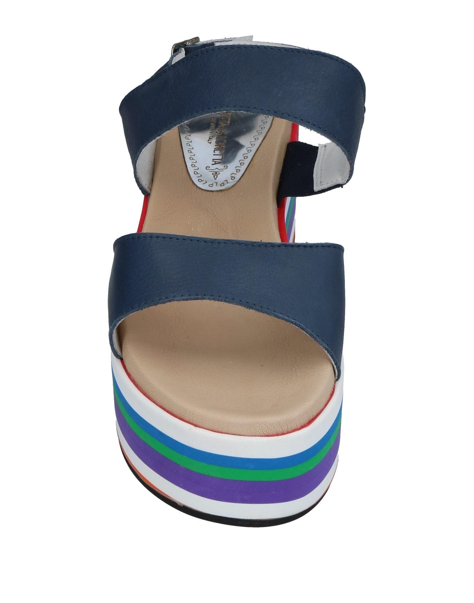 Loretta By Loretta Sandalen Damen  11373860DD Neue Schuhe