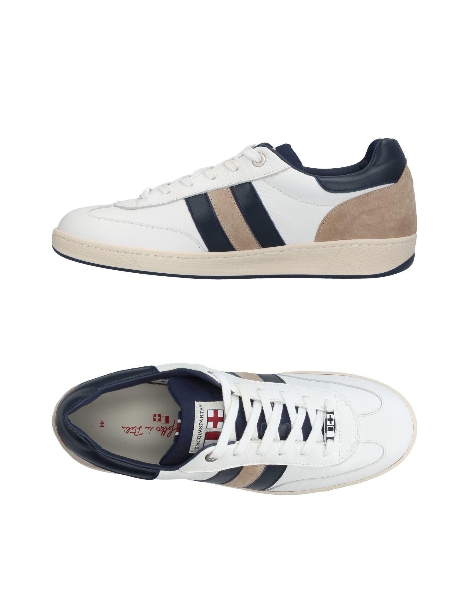 Rabatt echte Schuhe D'Acquasparta Sneakers Herren  11373891GL