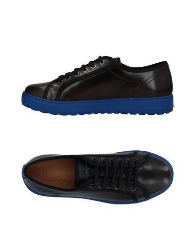 Zapatos de de hombres y mujeres de Zapatos moda casual Zapatillas Salvatore Ferragamo Hombre - Zapatillas Salvatore Ferragamo - 11373957FA Negro 0b0f82