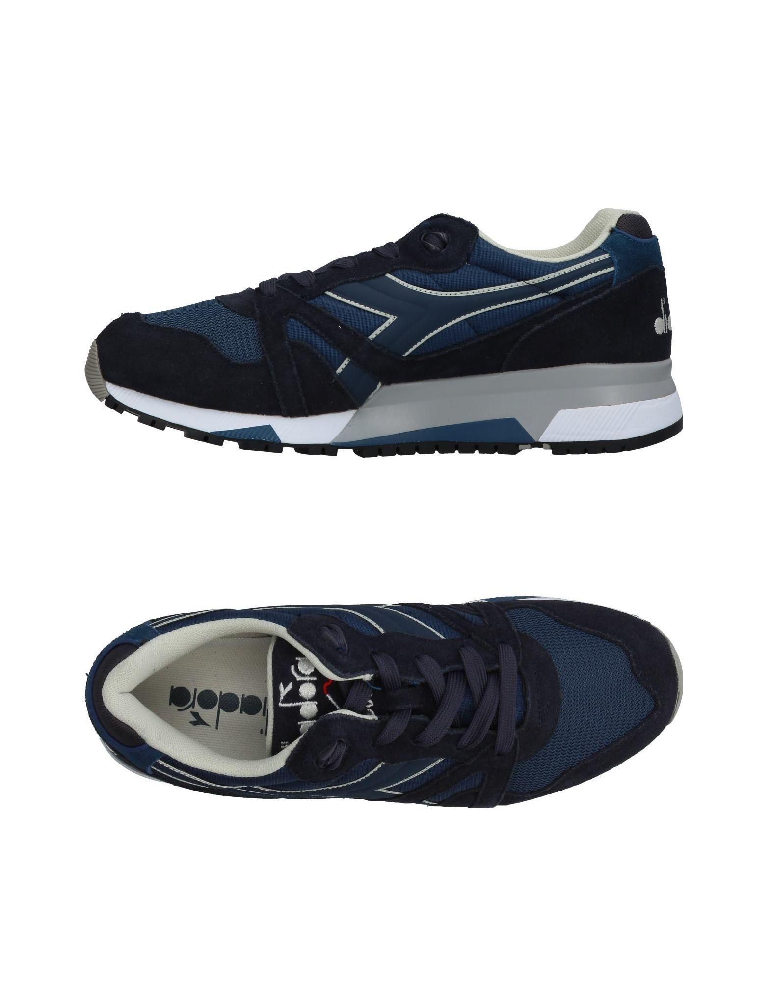 Rabatt echte Schuhe Diadora Sneakers Herren  11373980GE