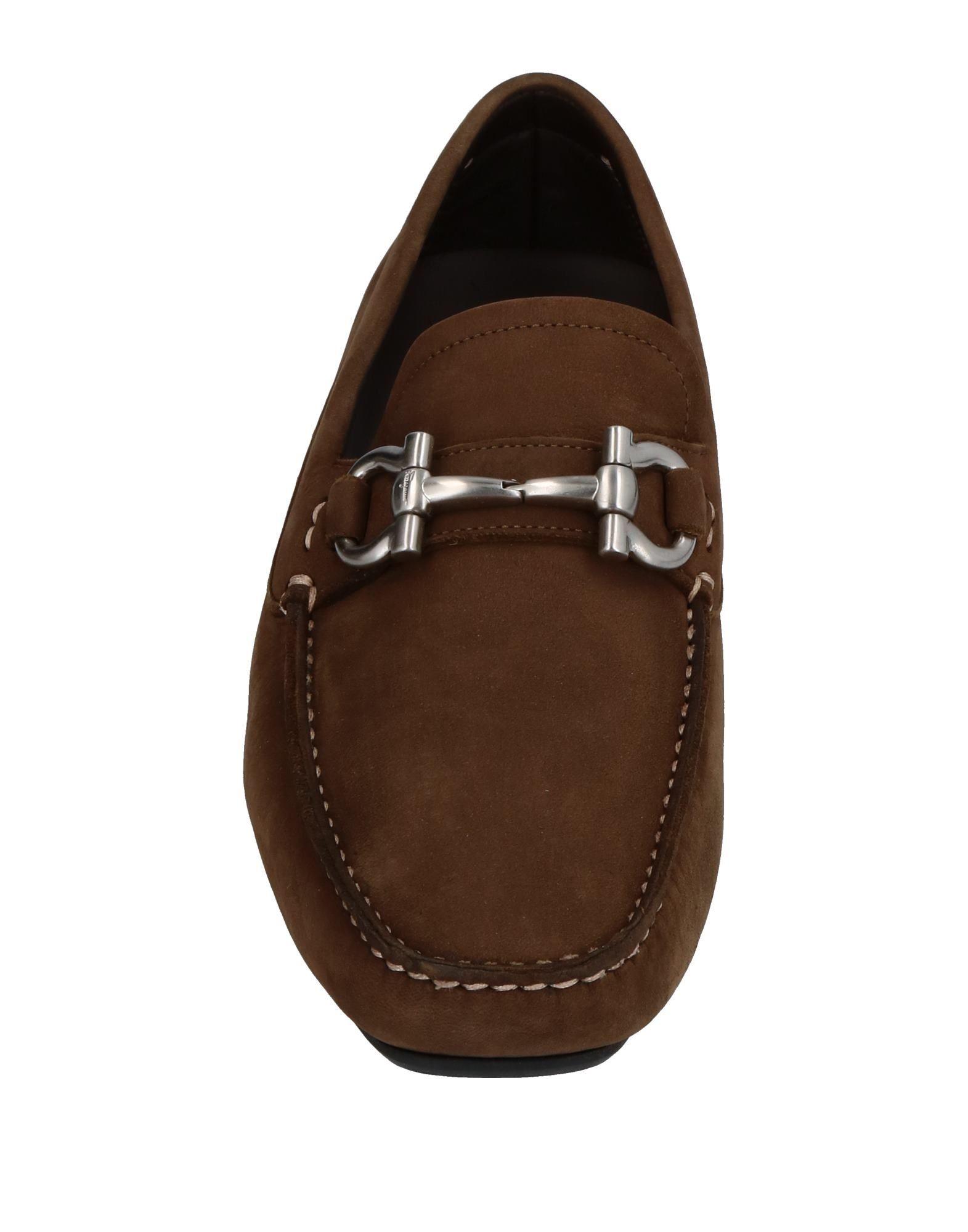 Salvatore Ferragamo Mokassins Herren  11373993SO Gute Qualität beliebte Schuhe