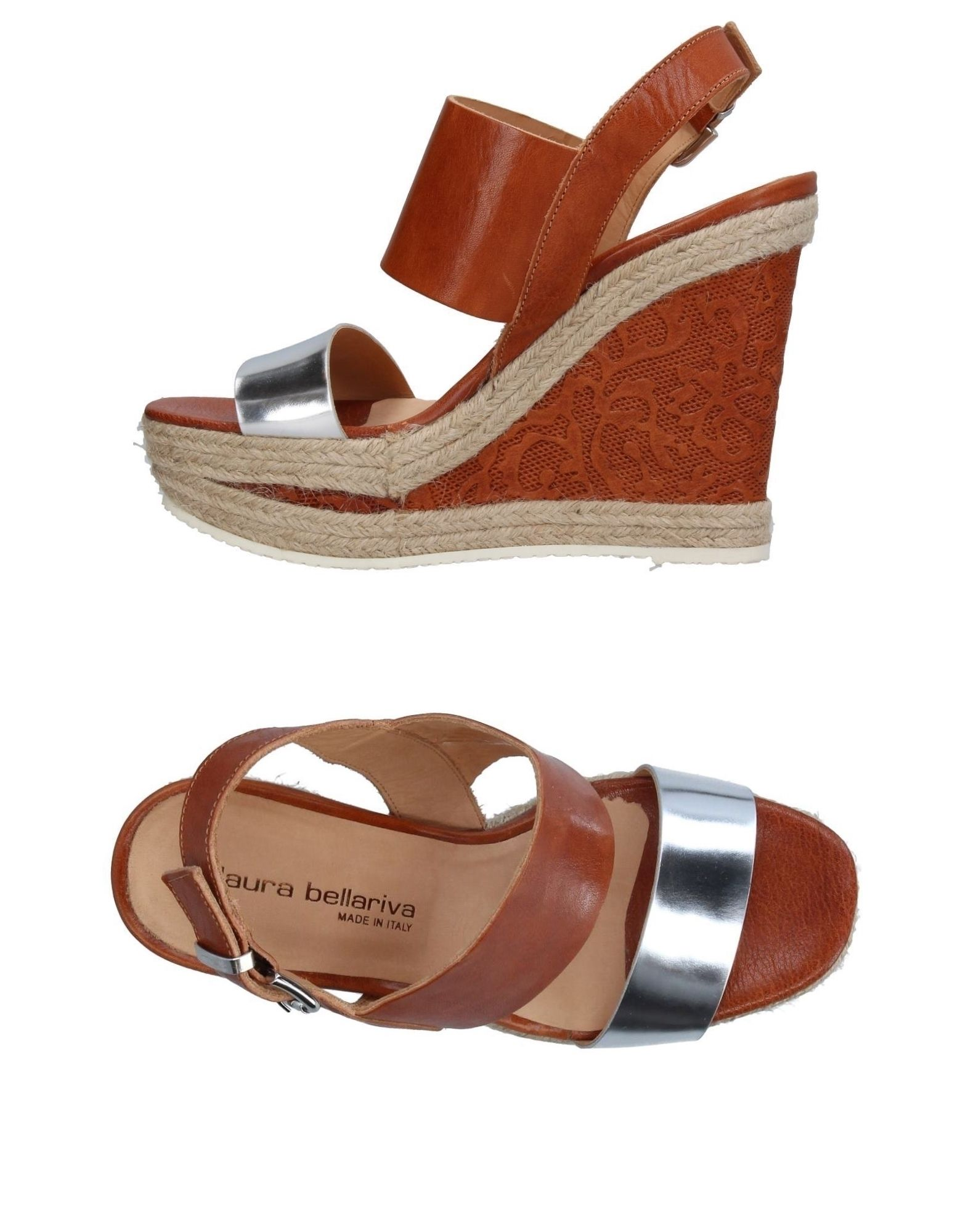 Laura Bellariva Sandalen Damen  11374001EP Gute Qualität beliebte Schuhe